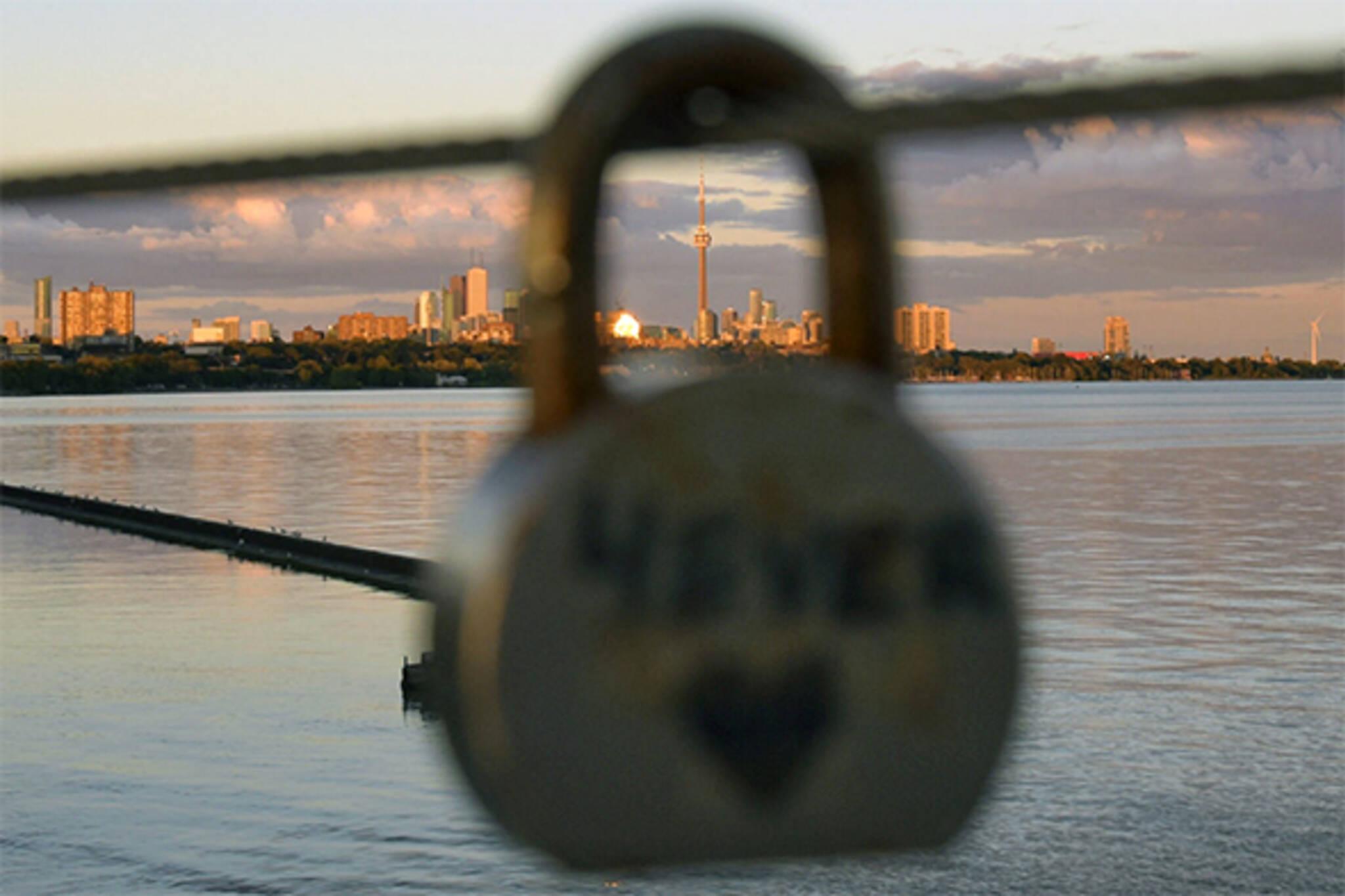 love lock toronto