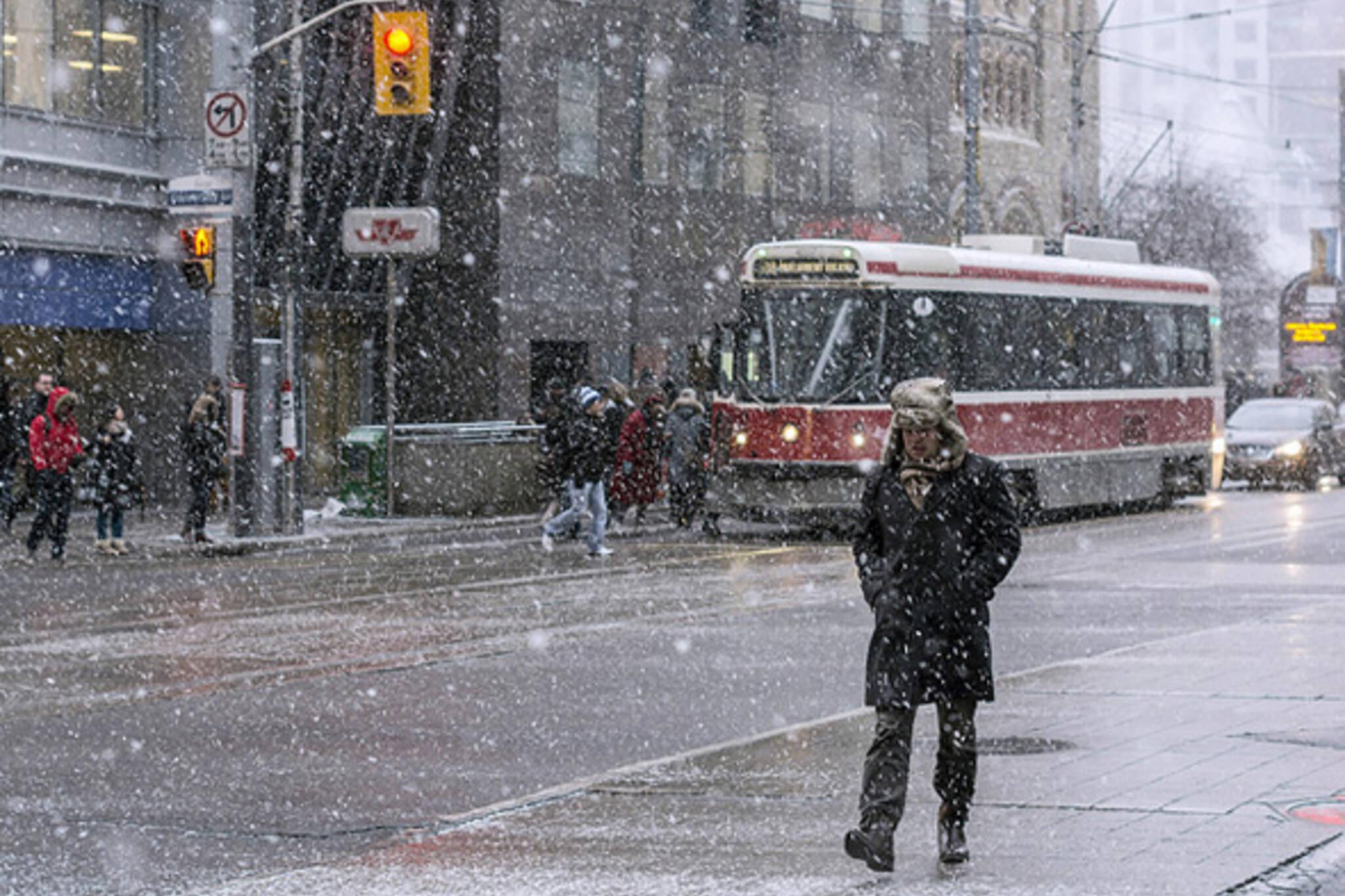 King Street Snow