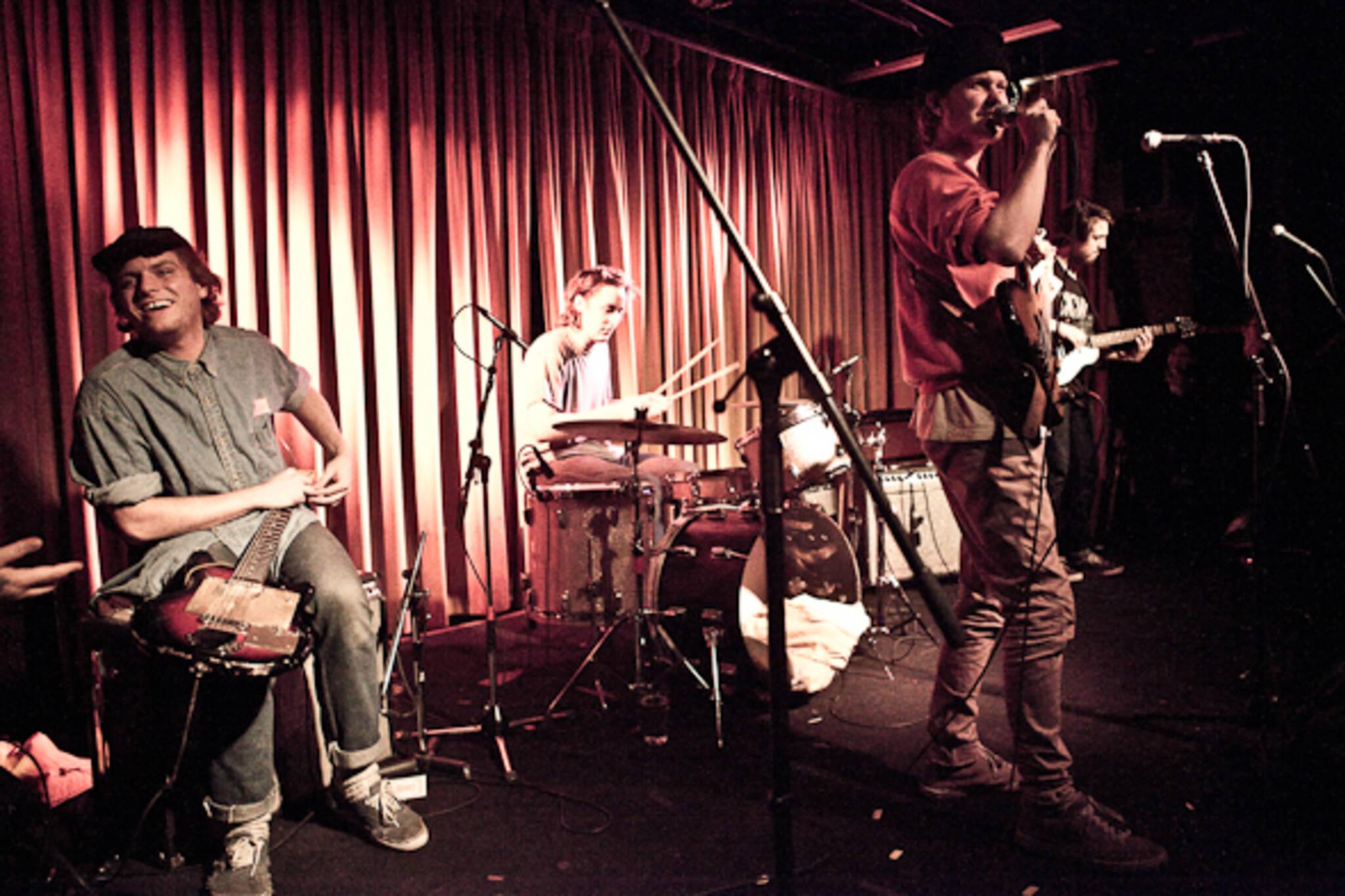 Mac DeMarco Live Toronto