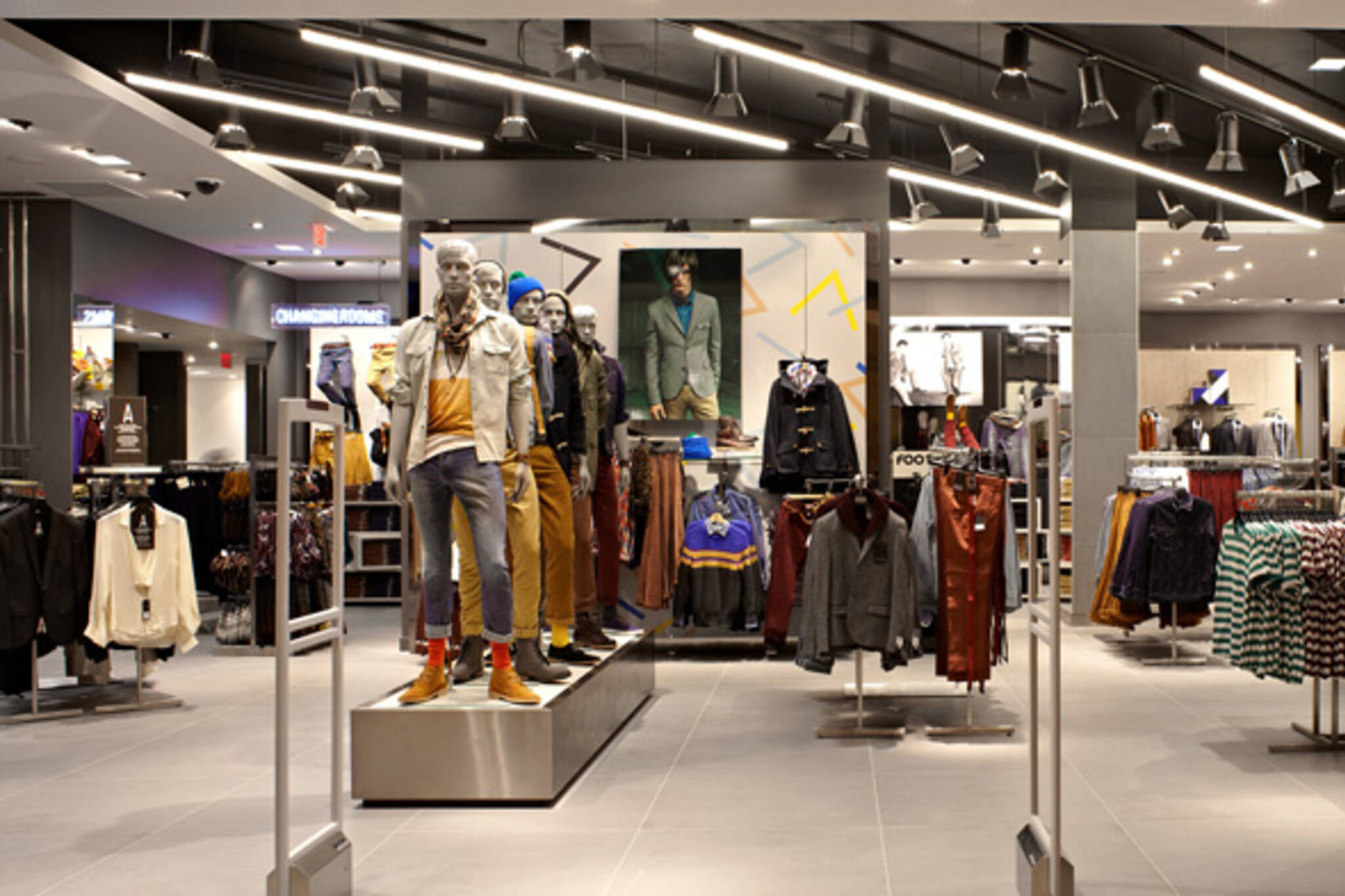 Top Shop Yorkdale Toronto