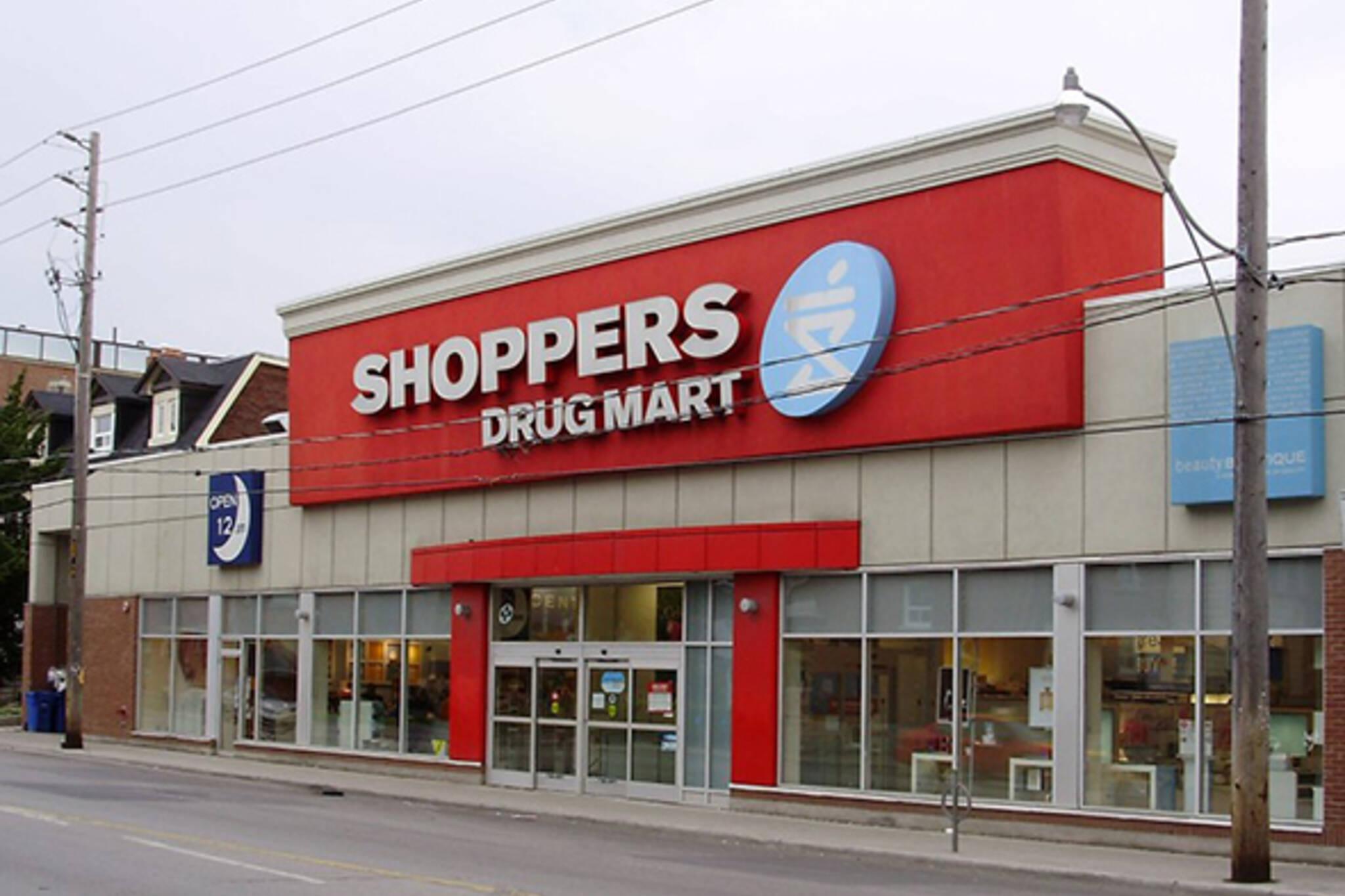 Shoppers Drug Mart pot