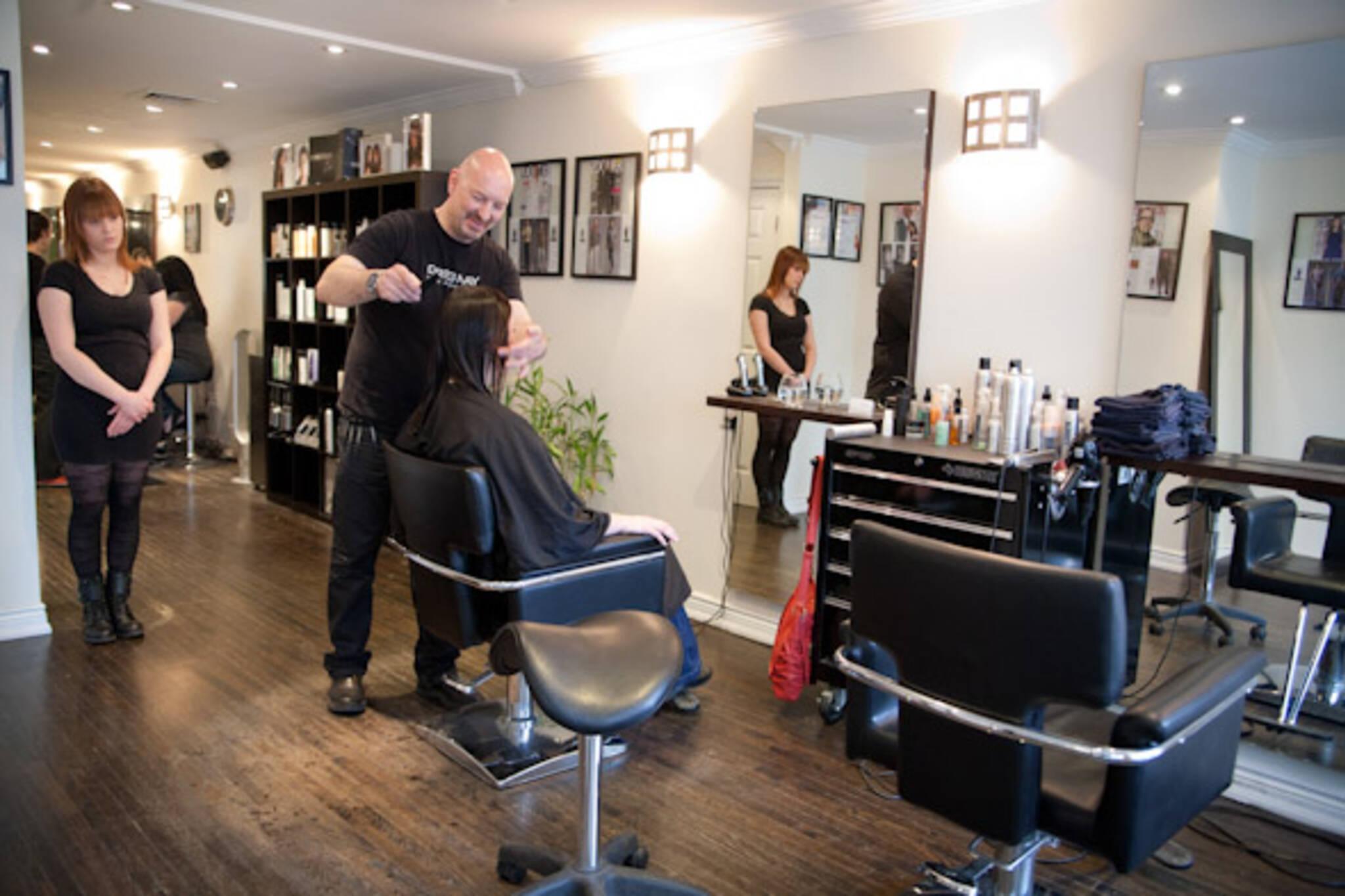 yorkville hair salon