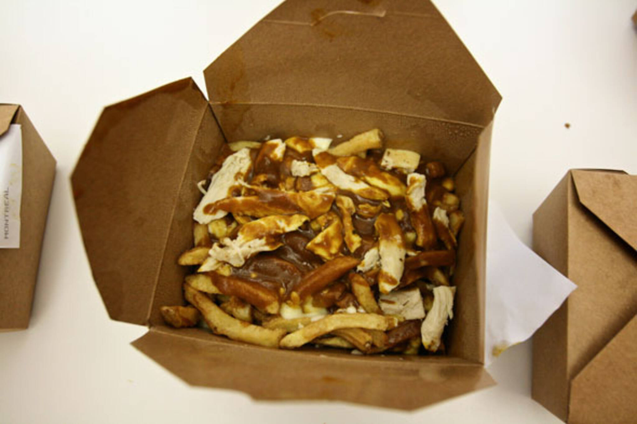 World Poutine Eating Championship