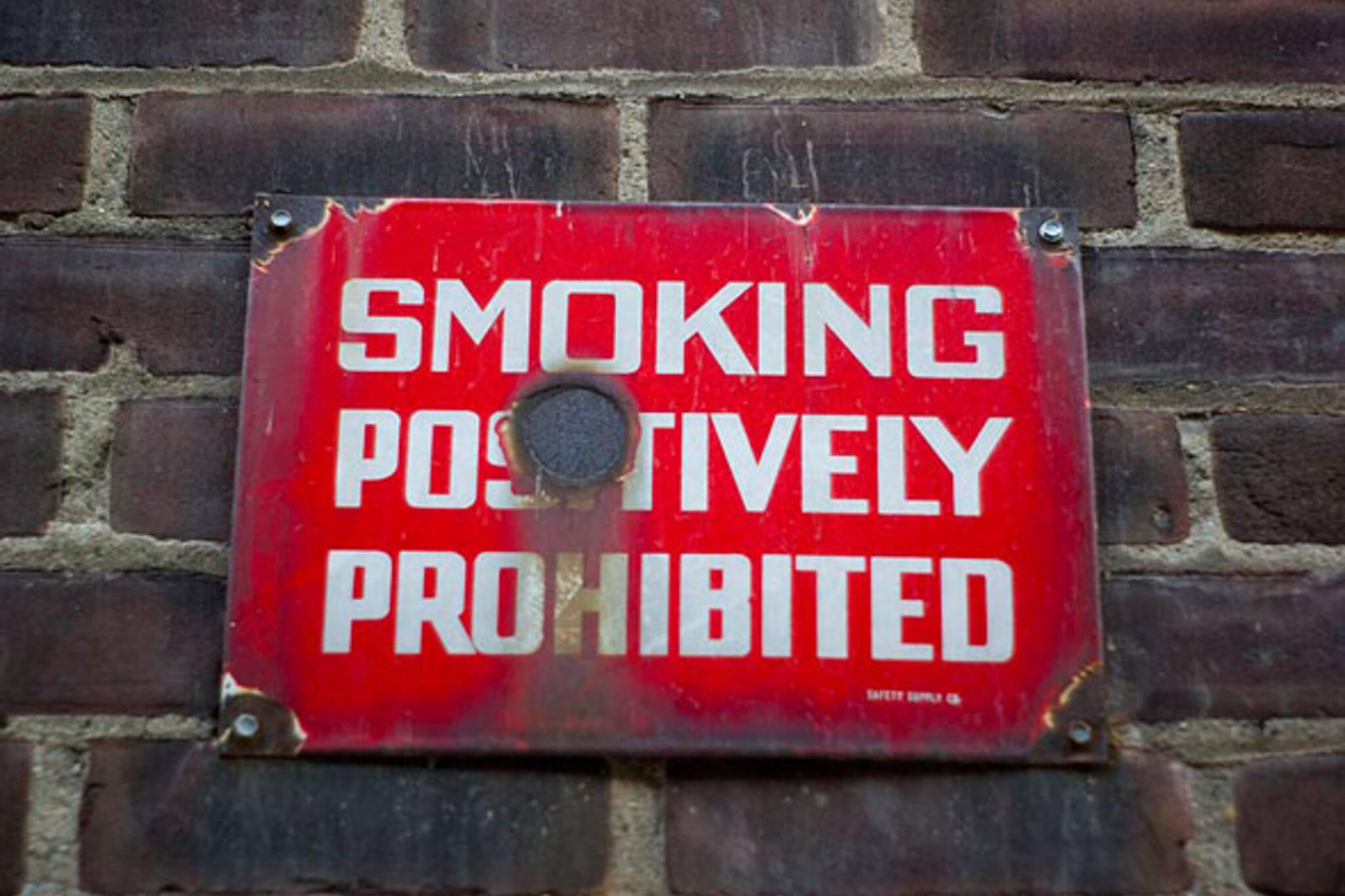 Smoking Toronto