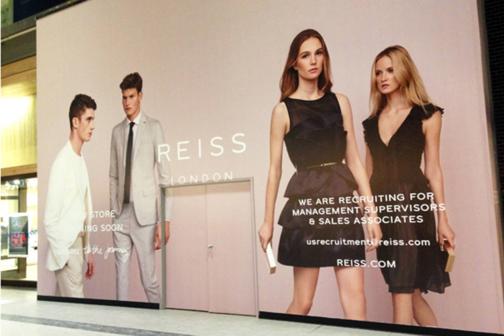 UK retailer Reiss to open first Canadian store in Toronto 1d1884c0a