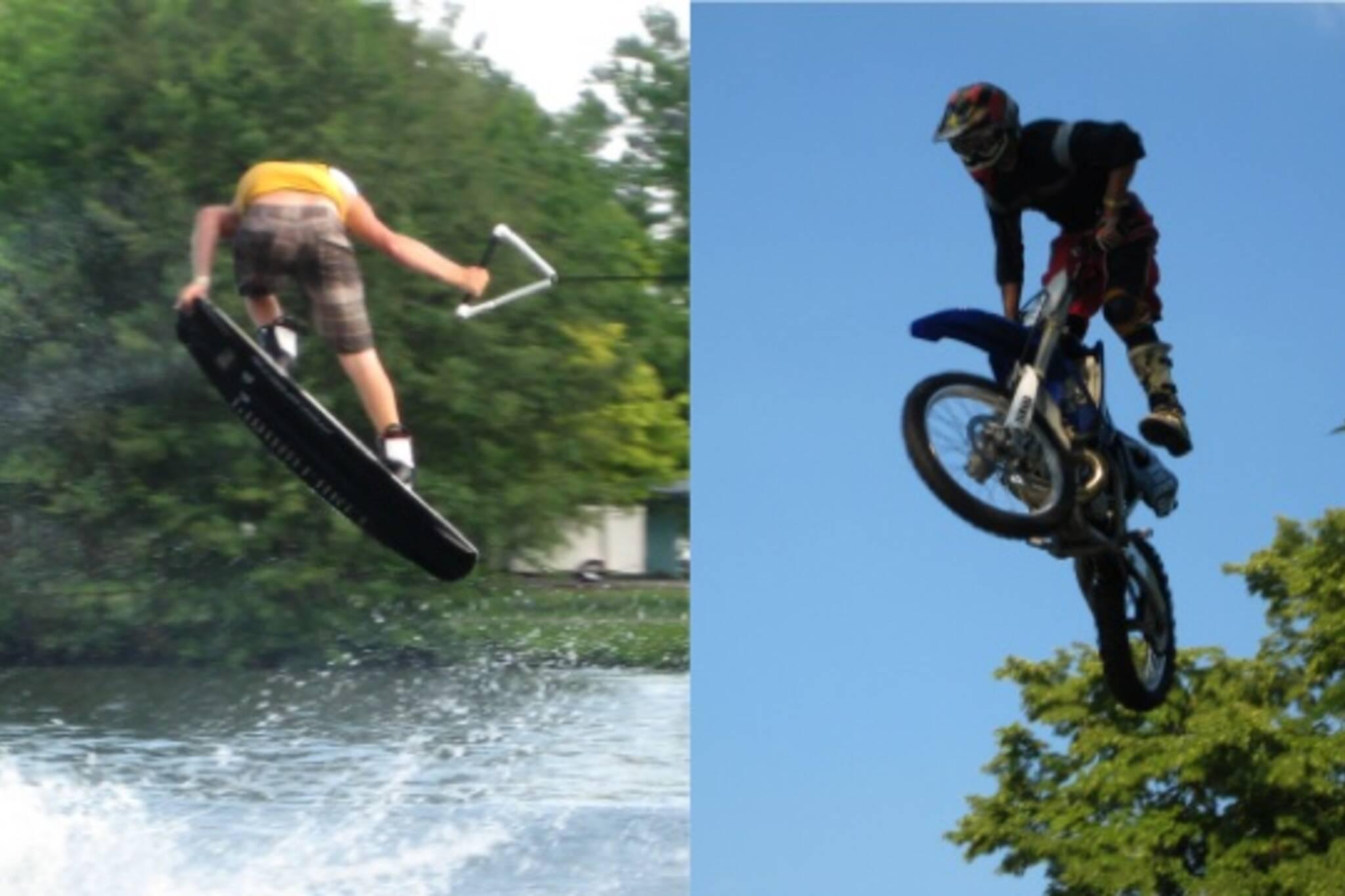 Wakestock Extreme Sport