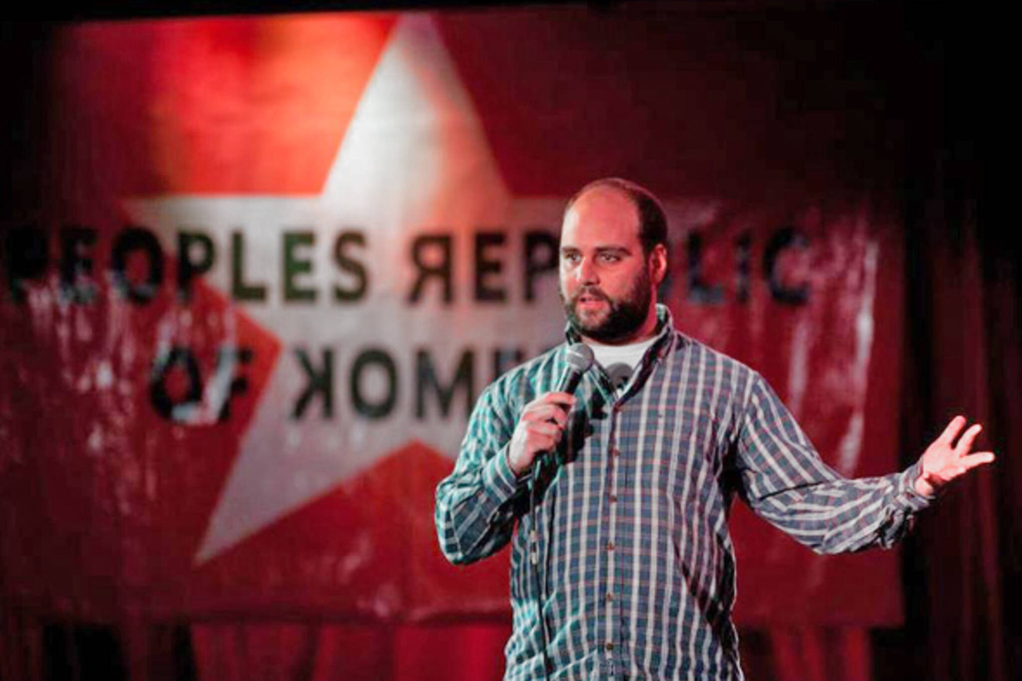 comedians Toronto