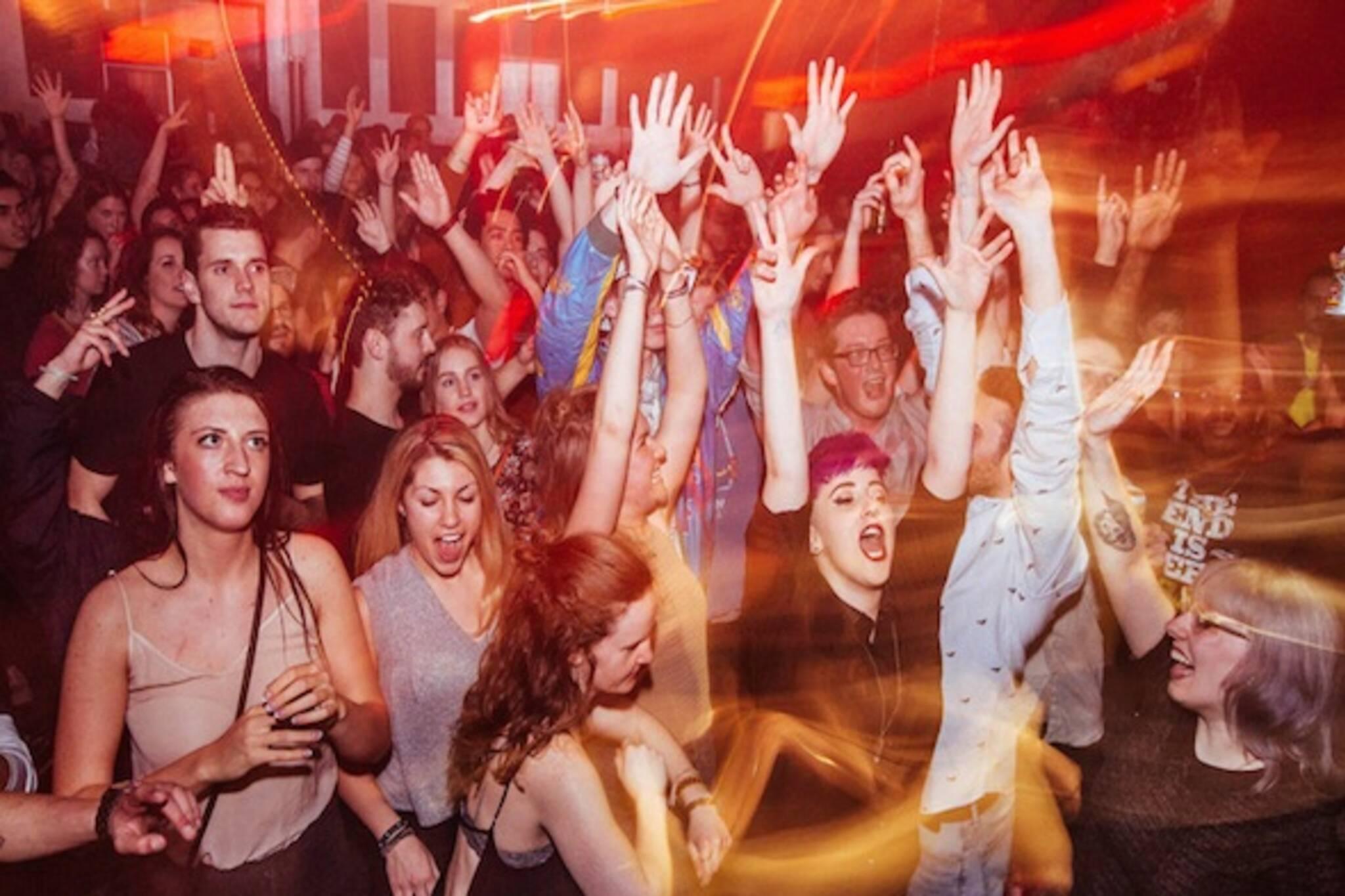 Motown Party Toronto