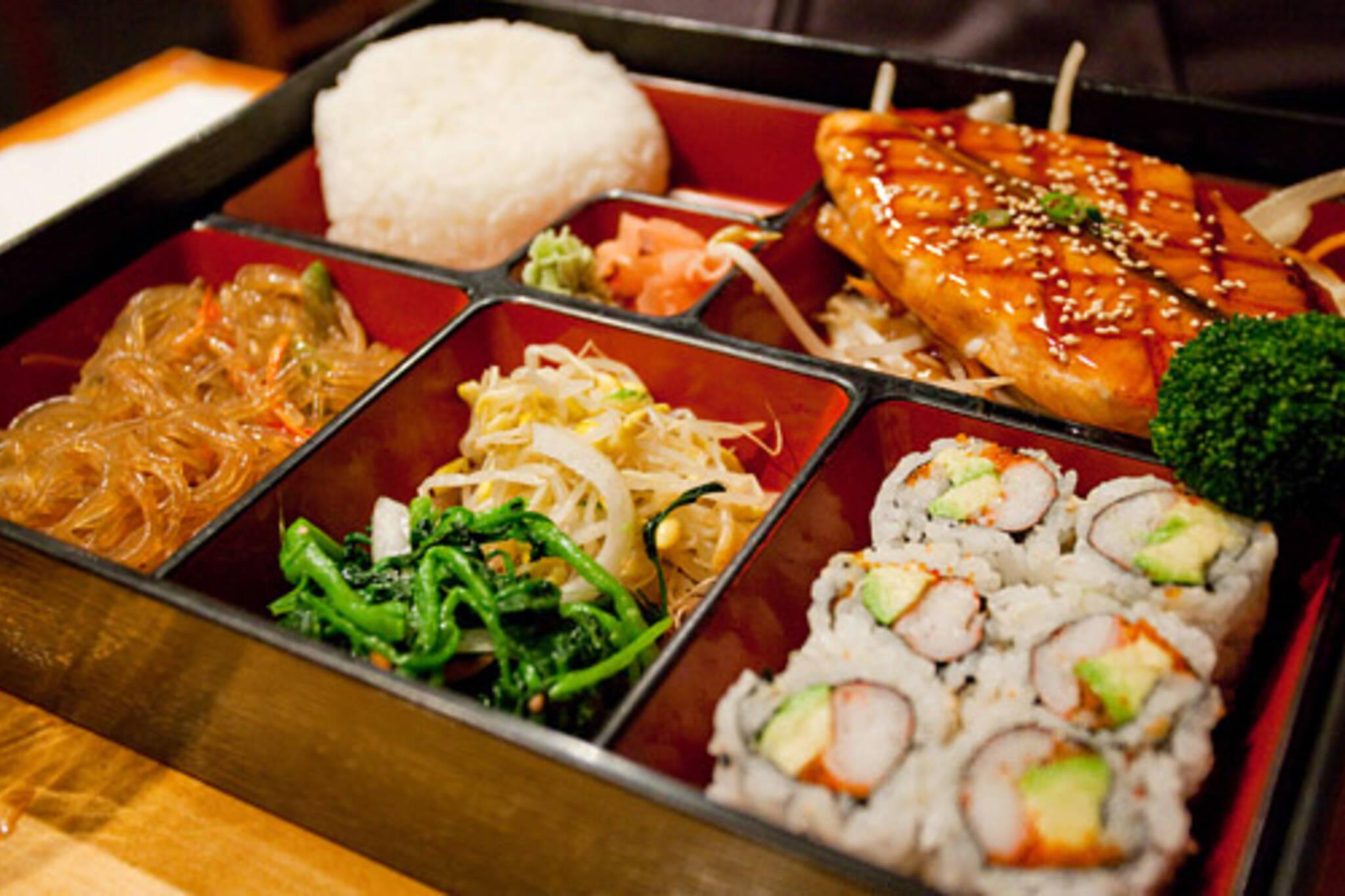 mazz sushi toronto bloorcourt