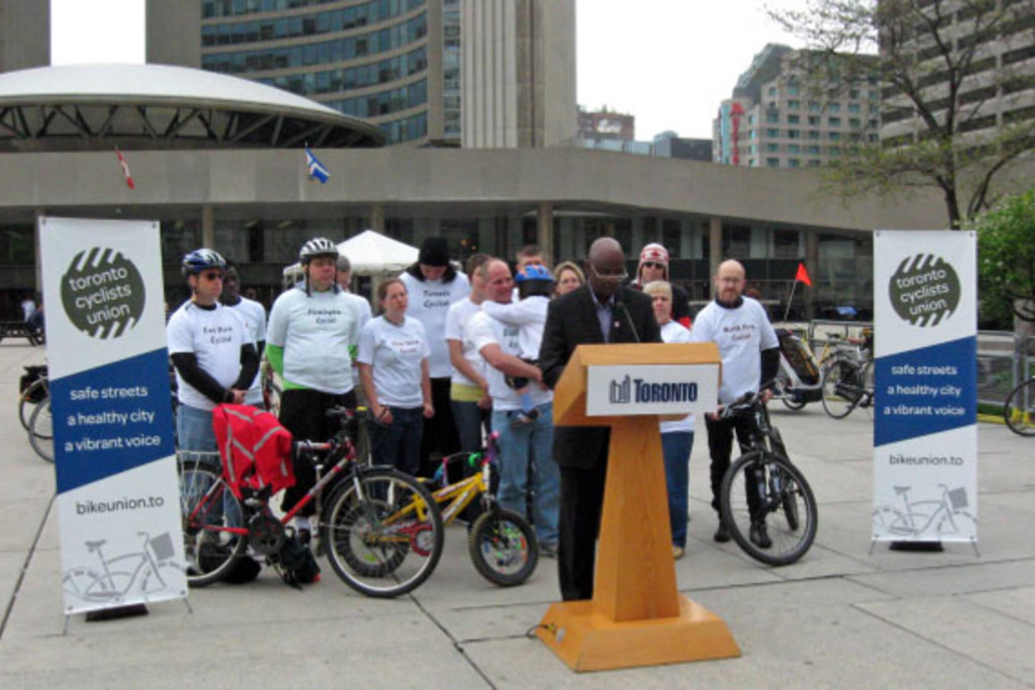 Toronto Cyclists Union
