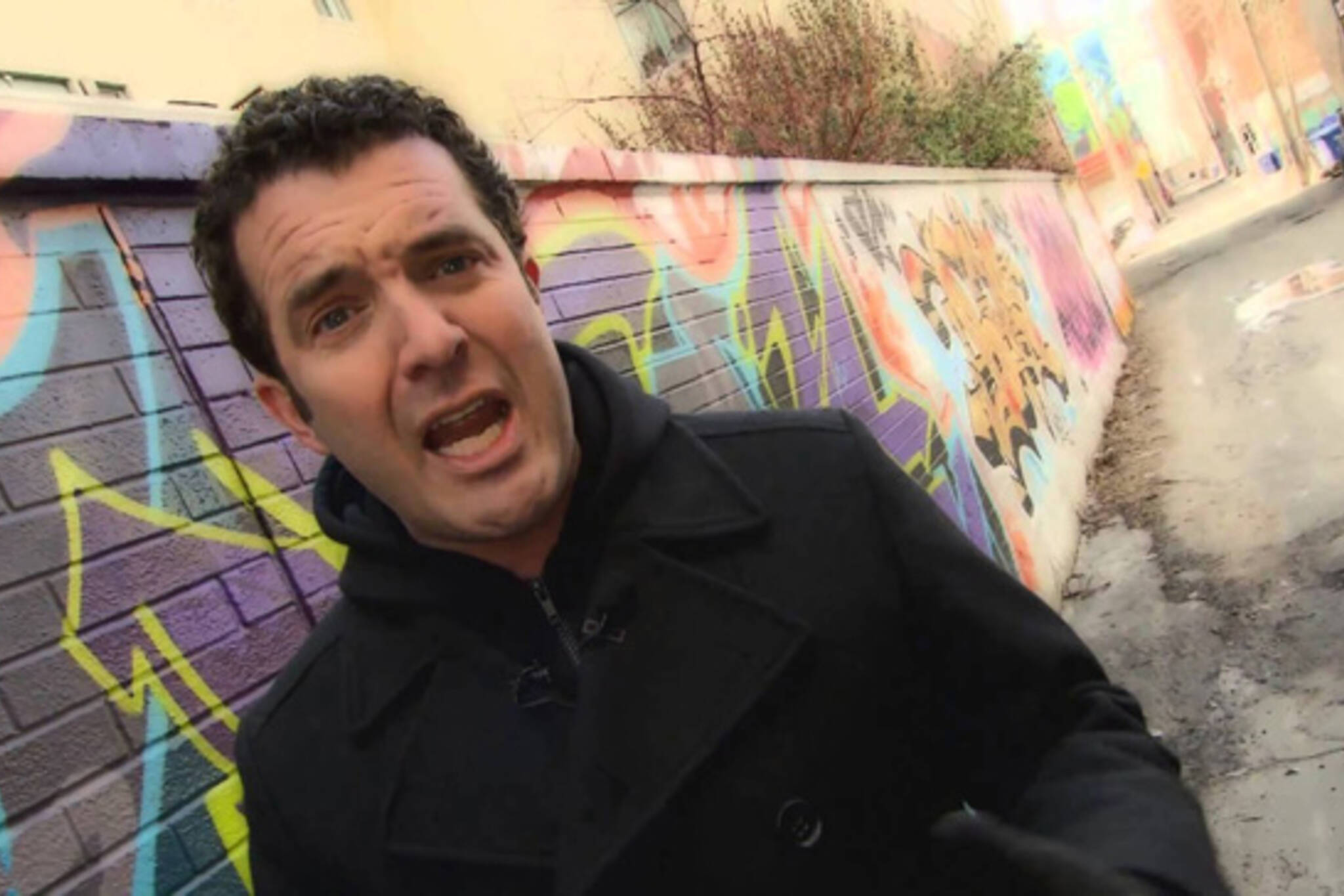 Rick Mercer Rob Ford