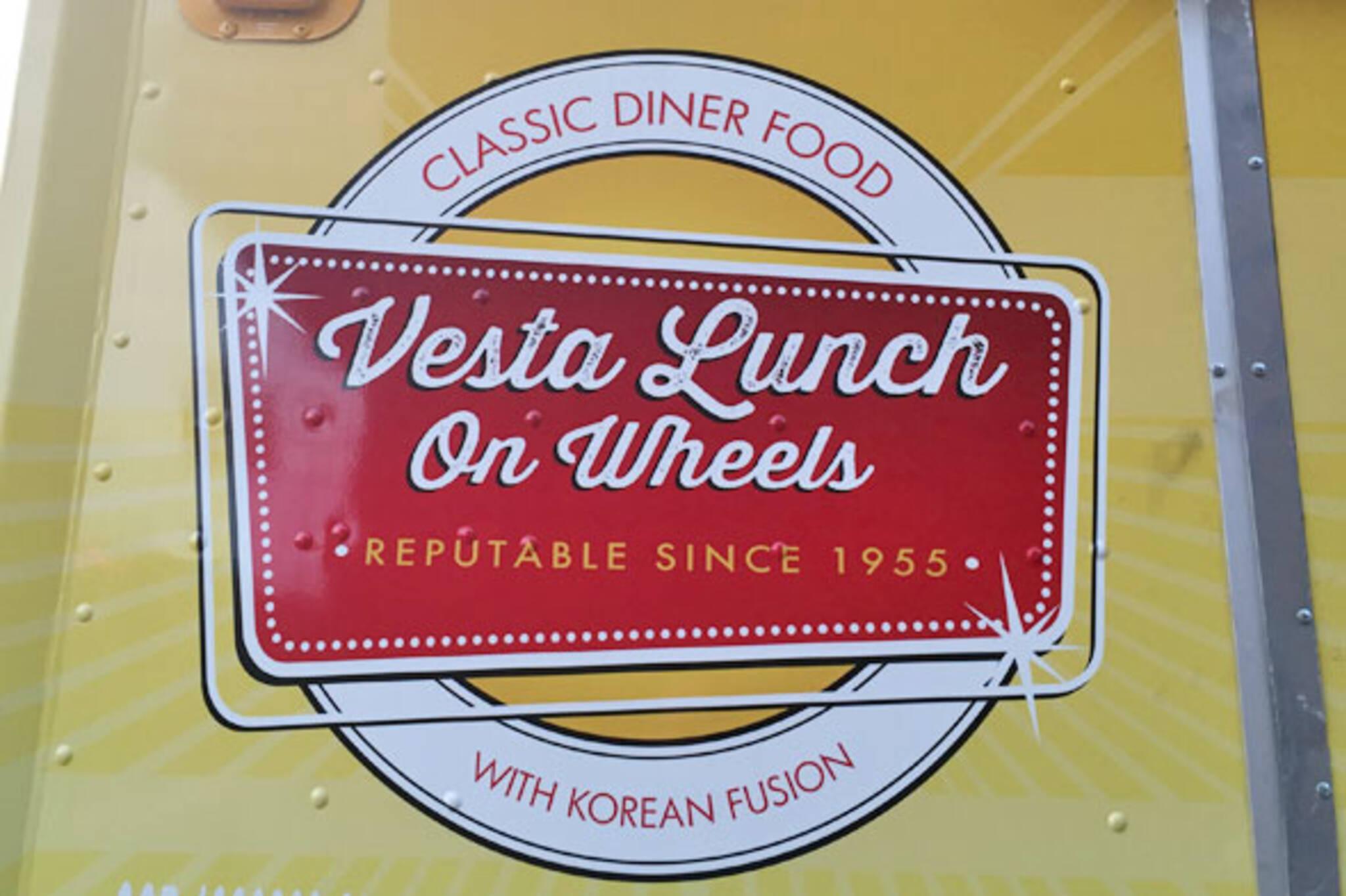 vesta lunch food truck