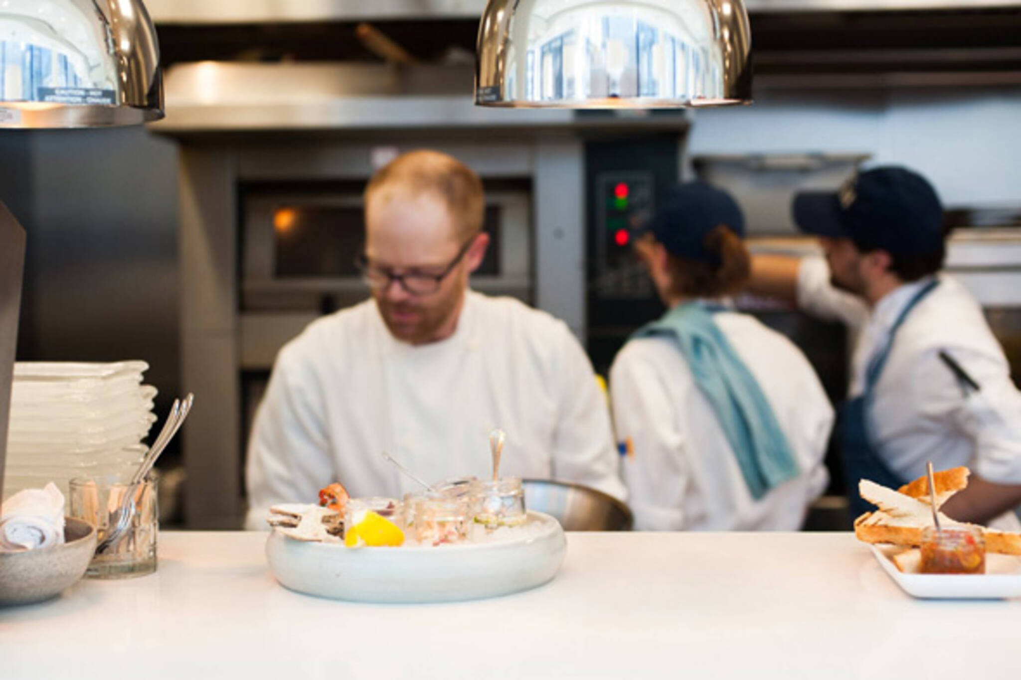 summer restaurant openings toronto