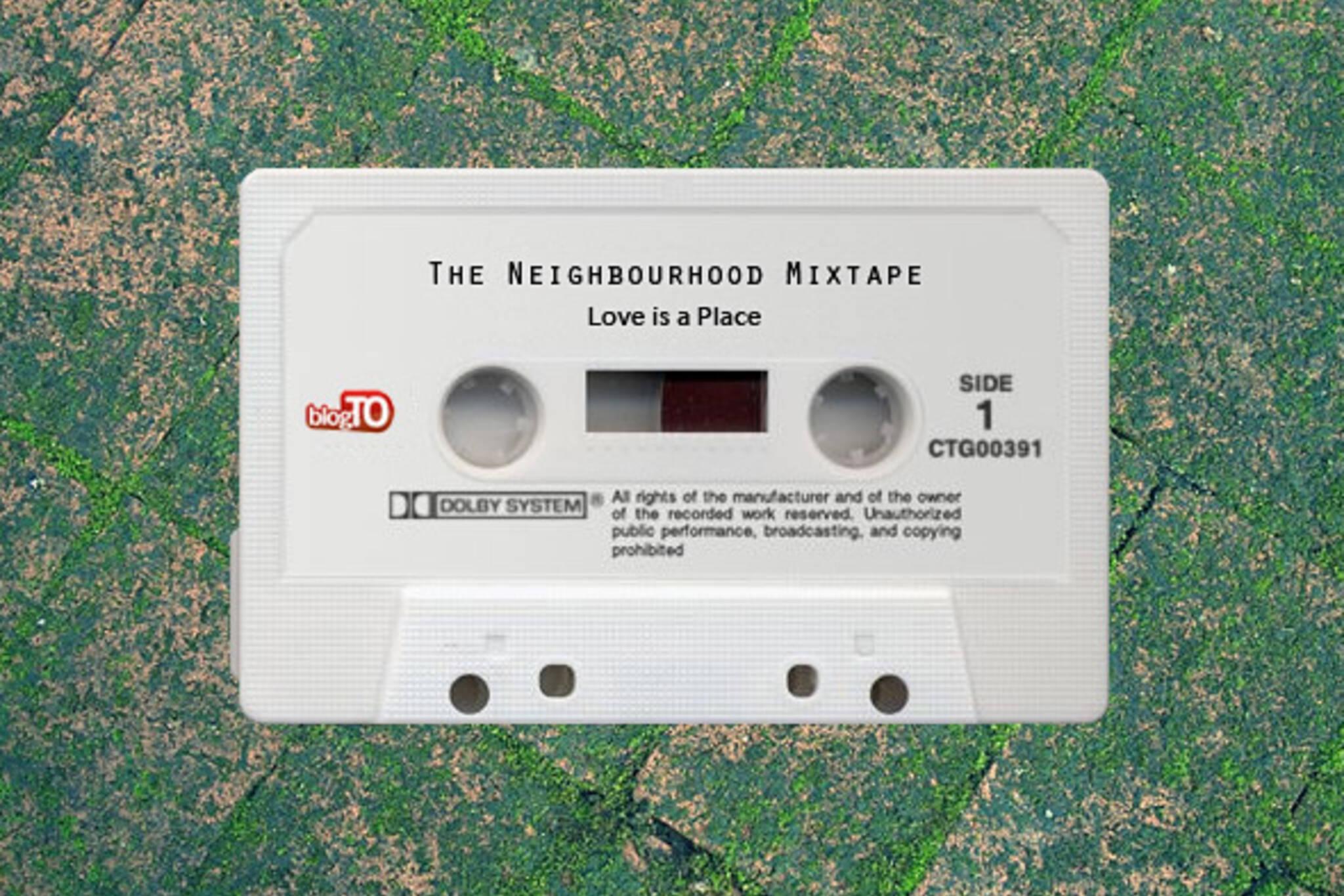blogTO Mixtape