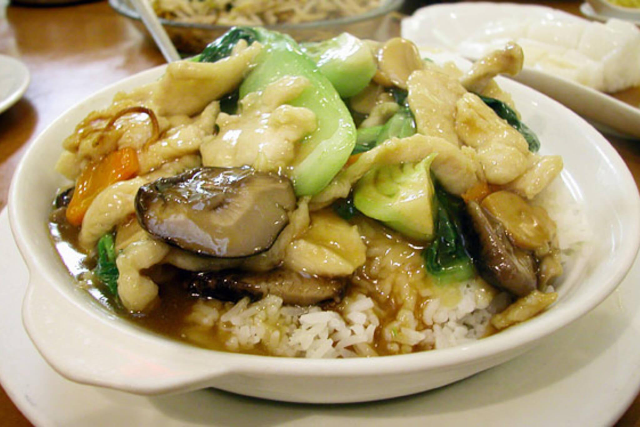 Cantonese Food Toronto
