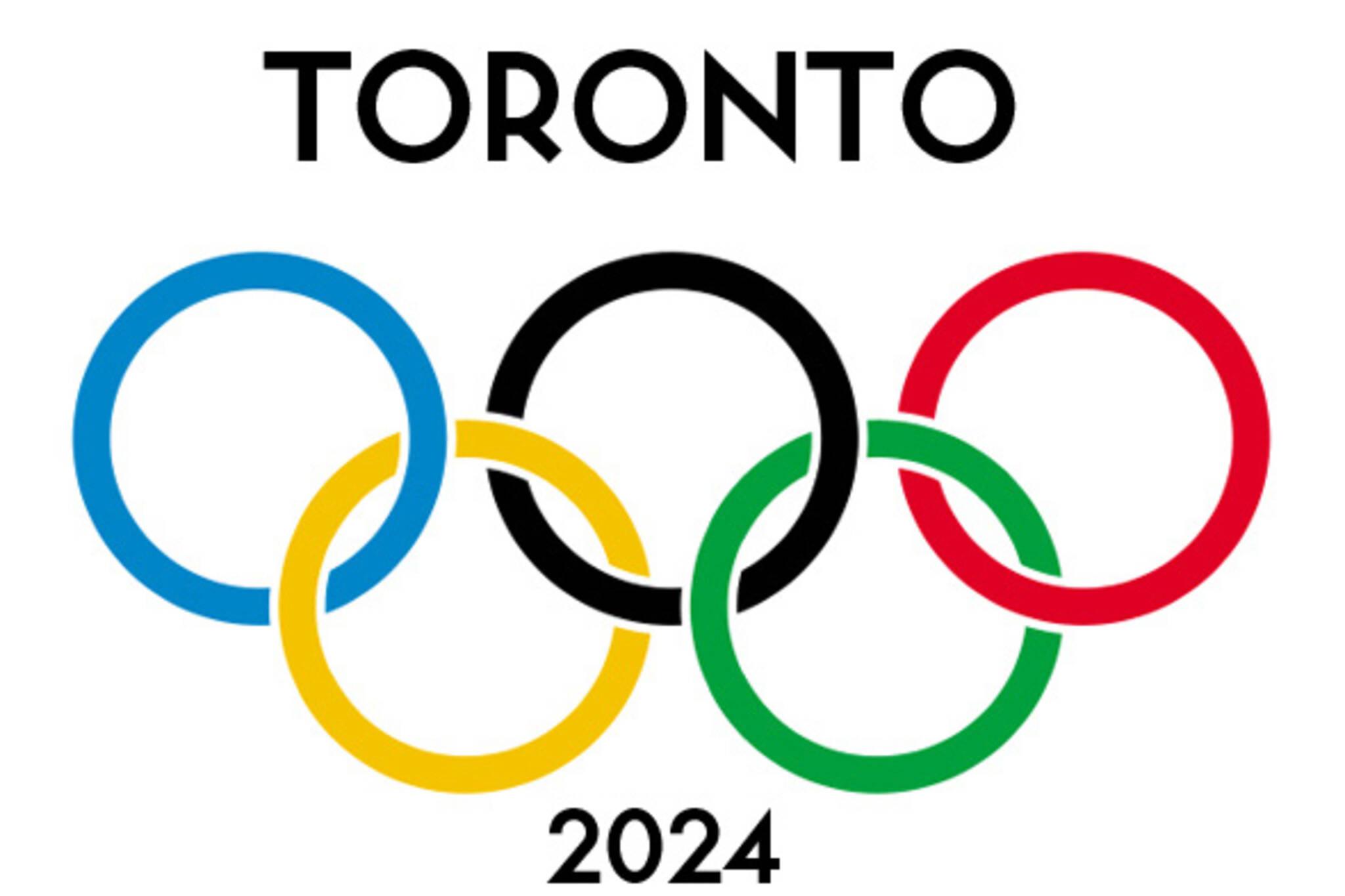 Toronto Olympics 2024