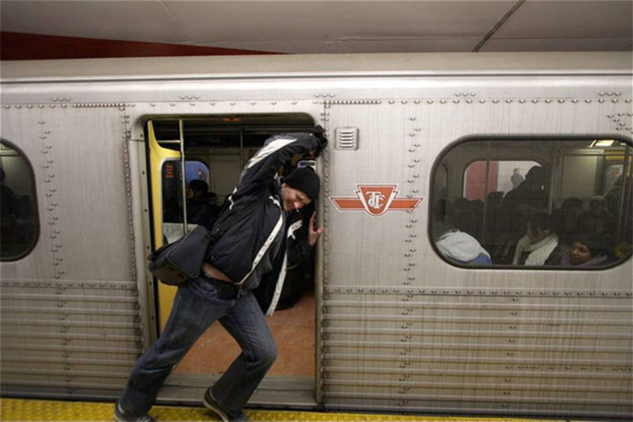 ttc subway toronto