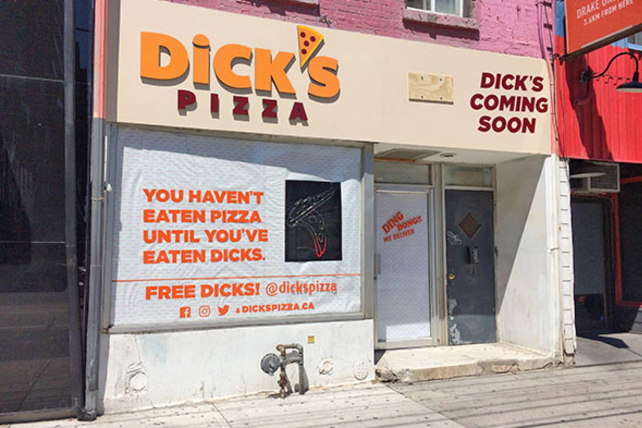 dicks pizza toronto