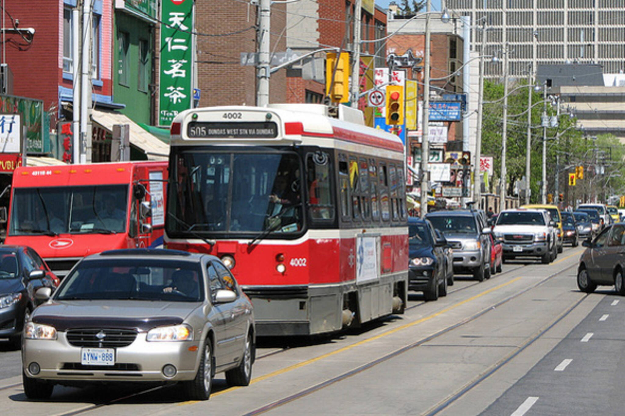 Toronto commute times worst