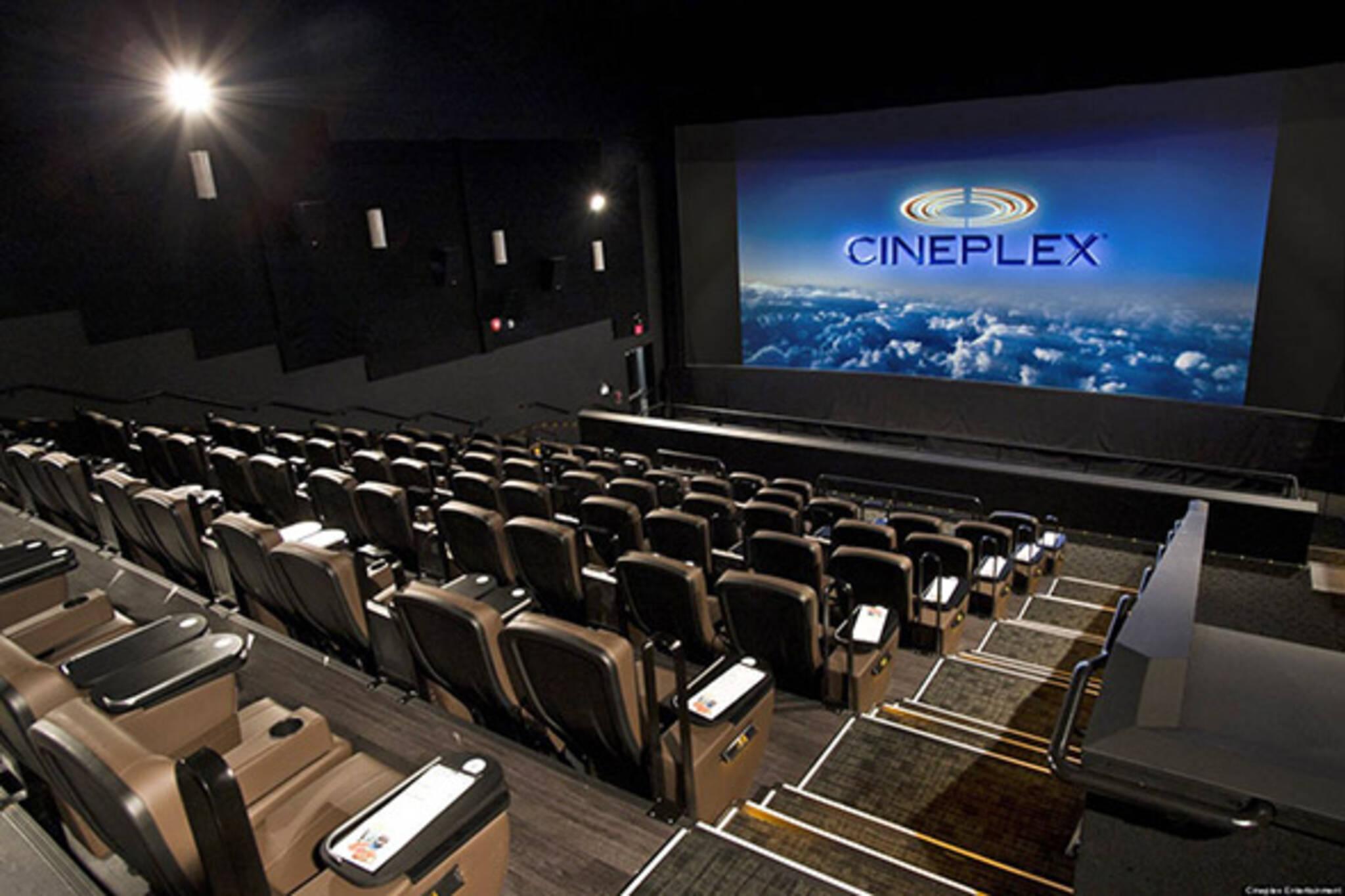 Cineplex Ticket Prices - Movie Theater Prices