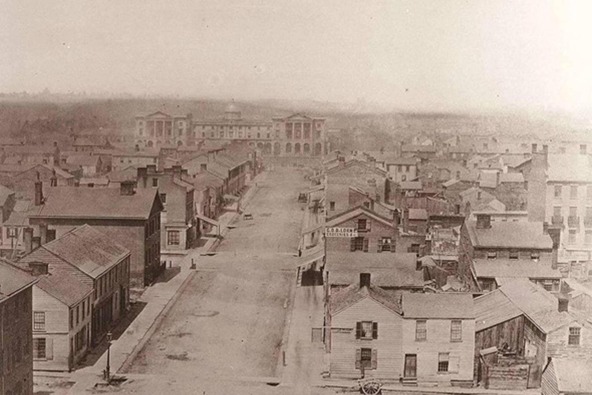 Toronto Panorama 1856