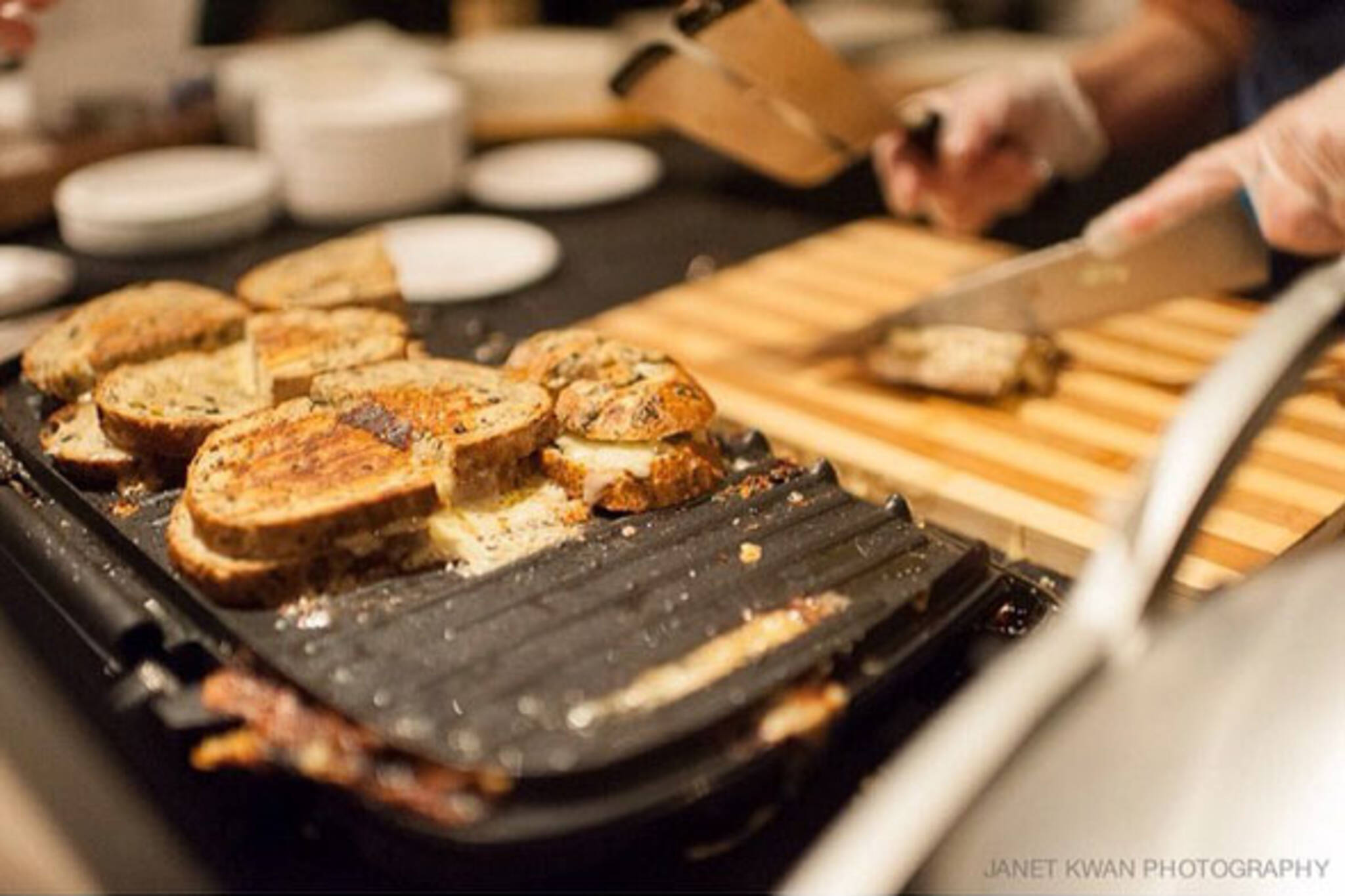 toronto grilled cheese fest