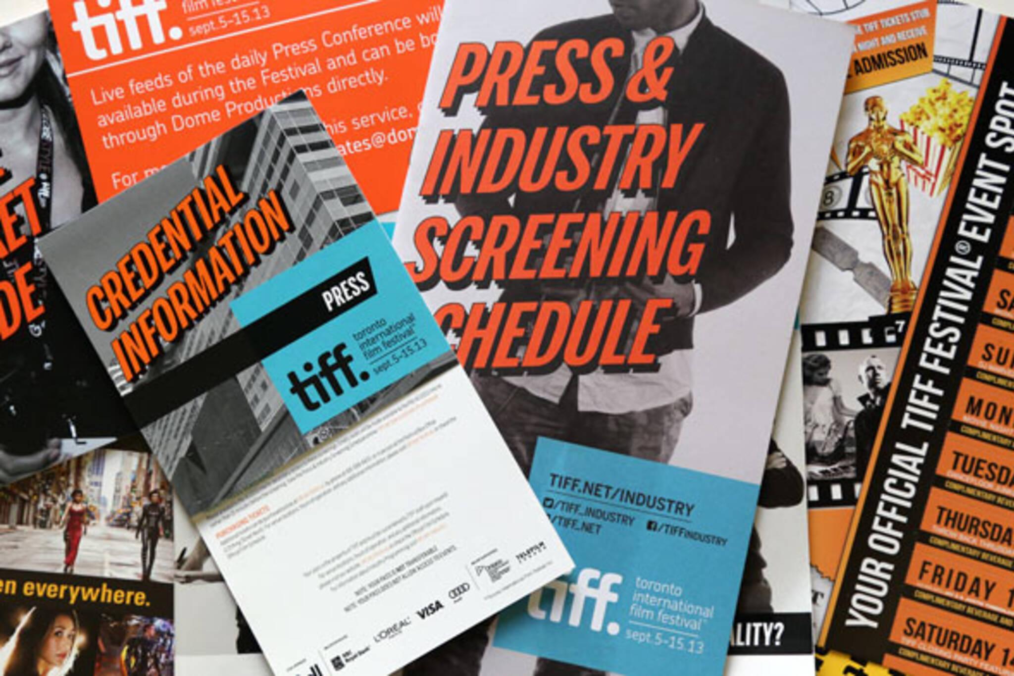 Film Critics TIFF