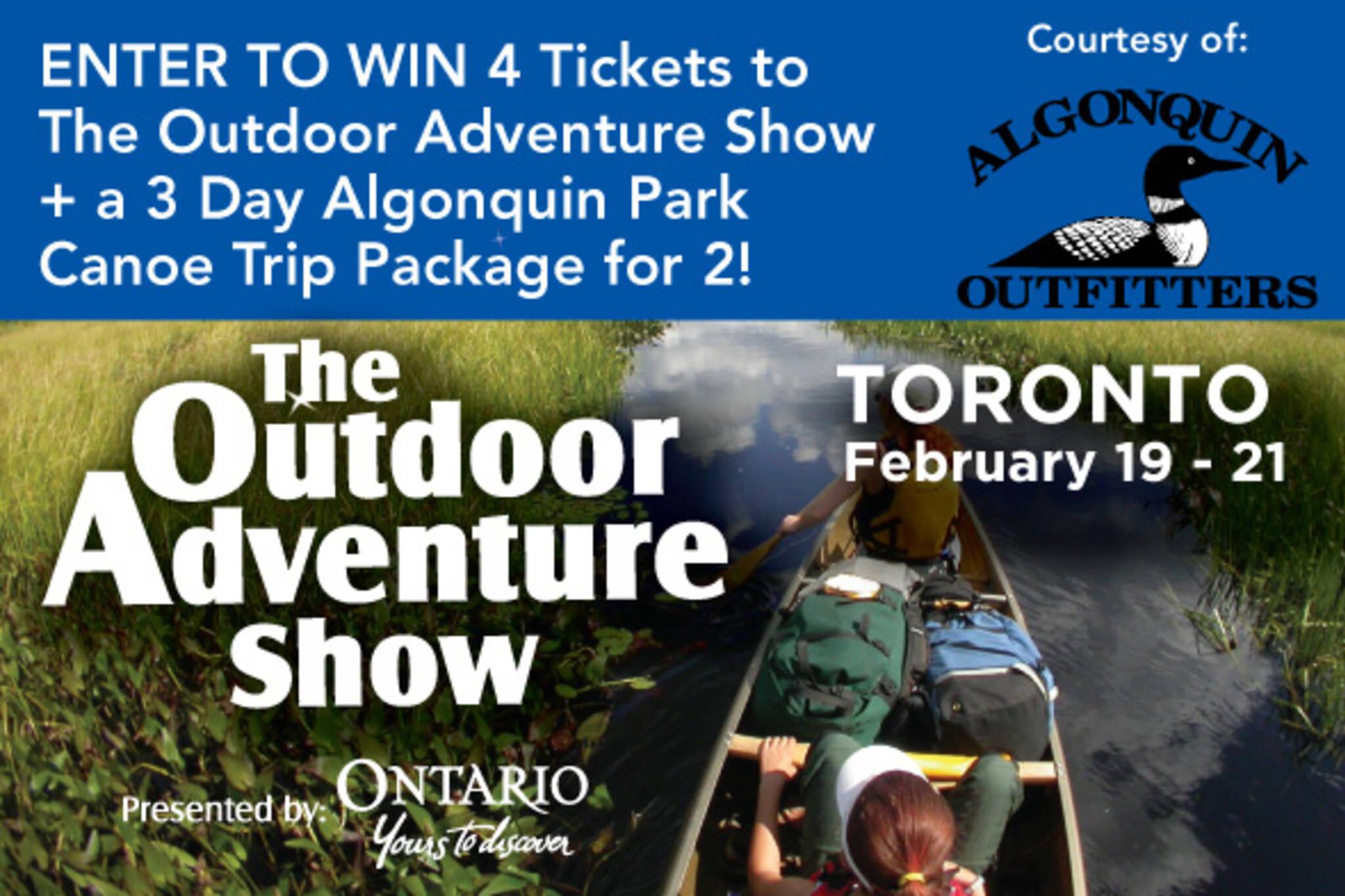 outdoor adventure show