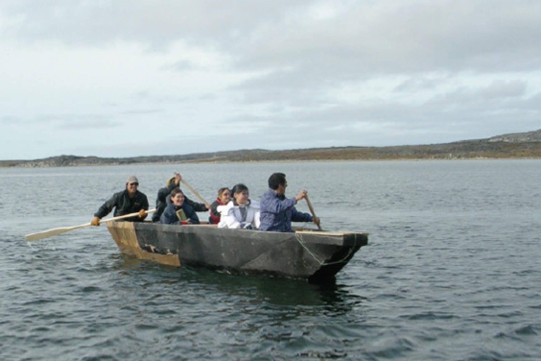 umiaq skin boat toronto
