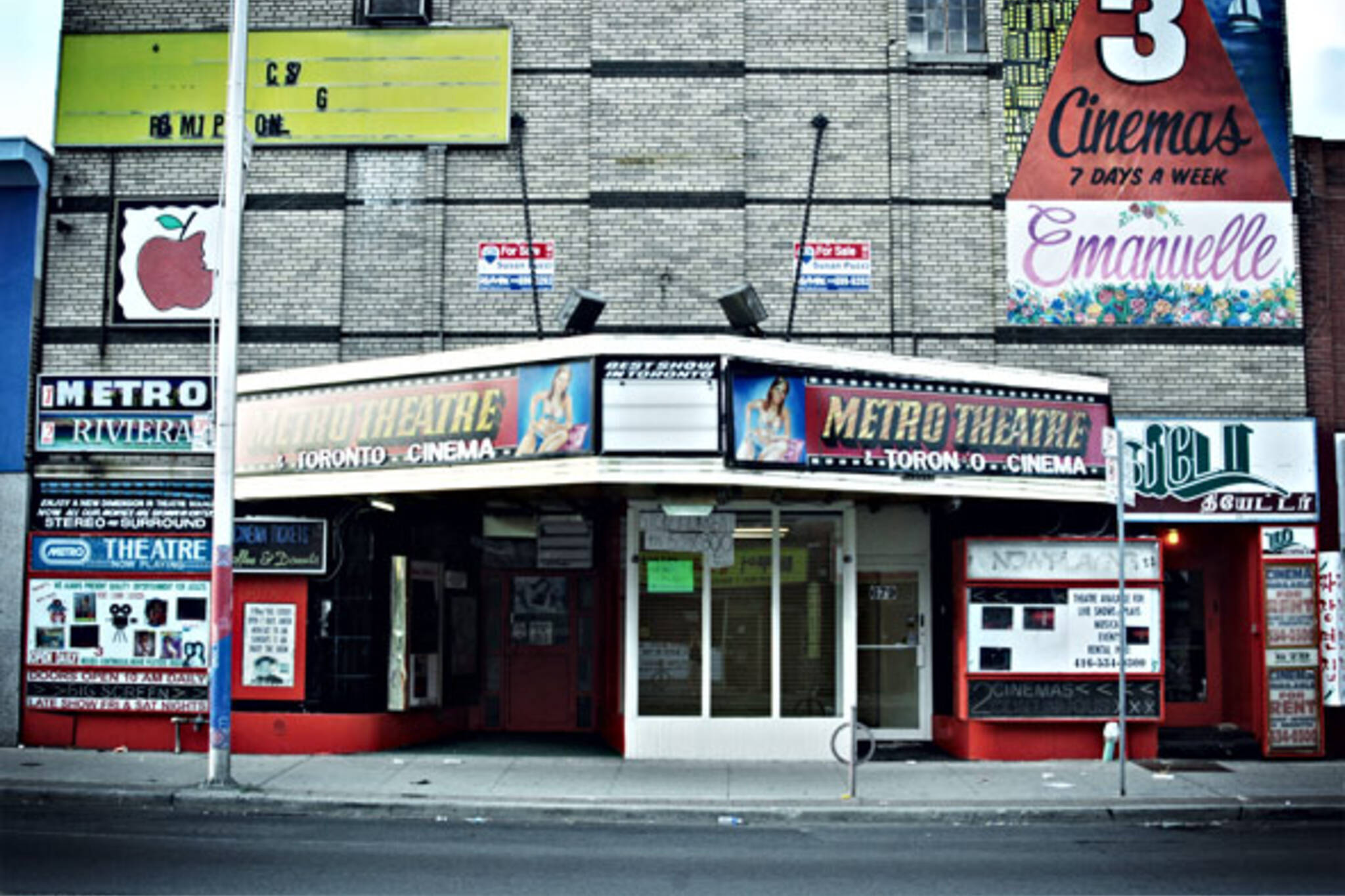 Metro Theatre toronto
