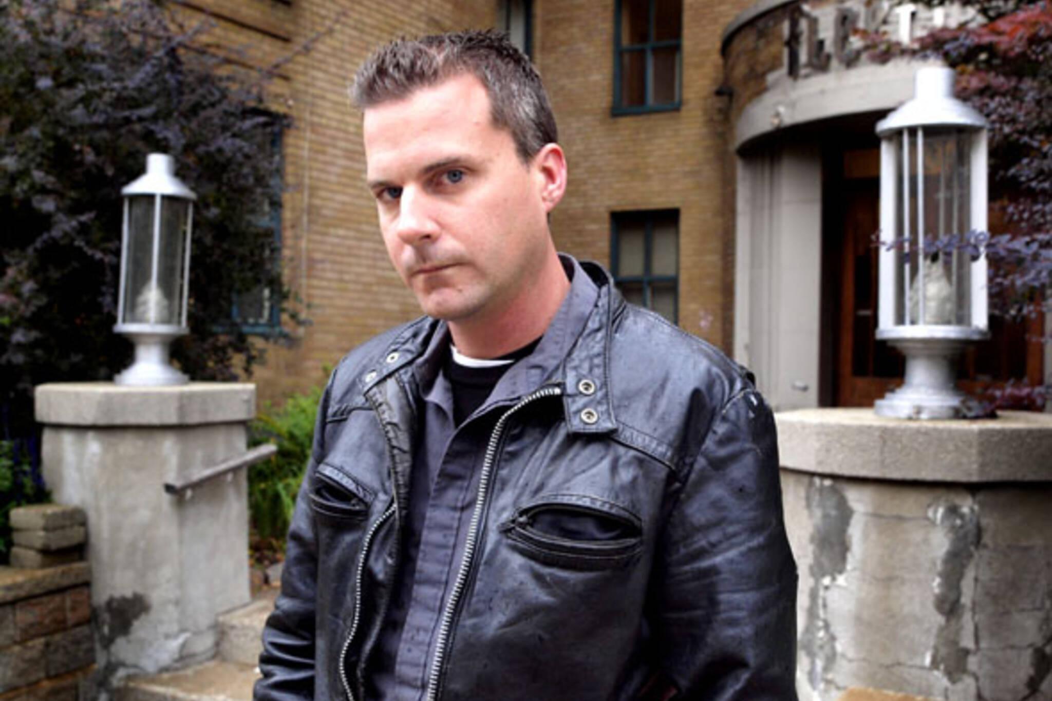 filmmaker Colm Hogan