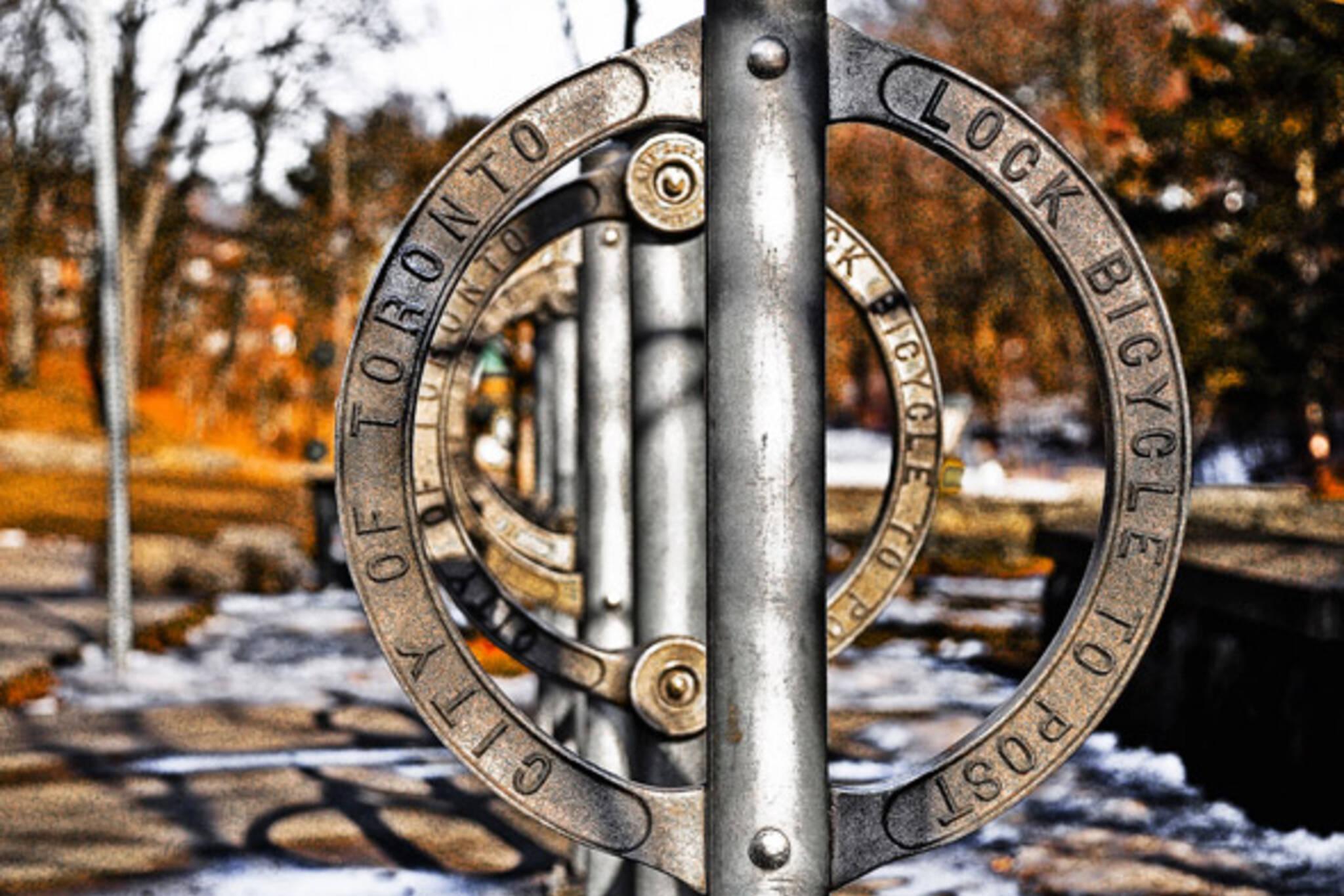 Toronto Bike Lock