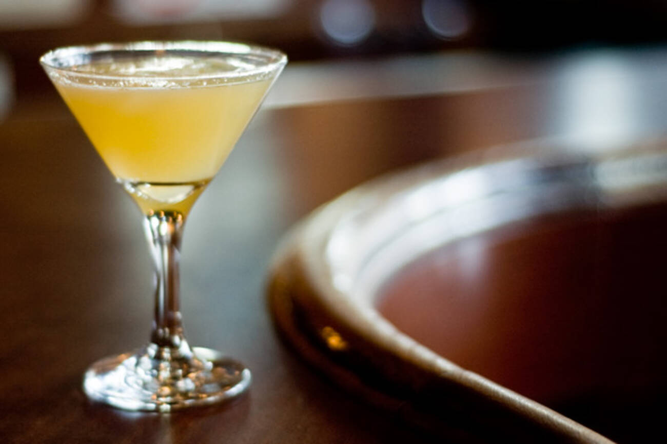 The Great Toronto Cocktail Challenge: The Sidecar