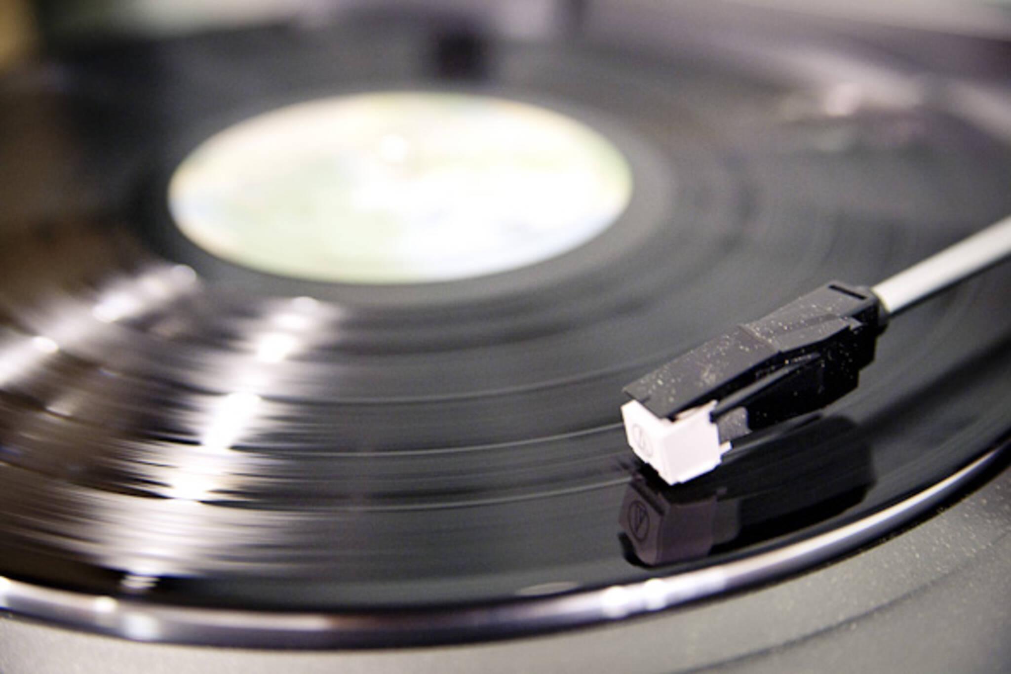vinyl pressing toronto