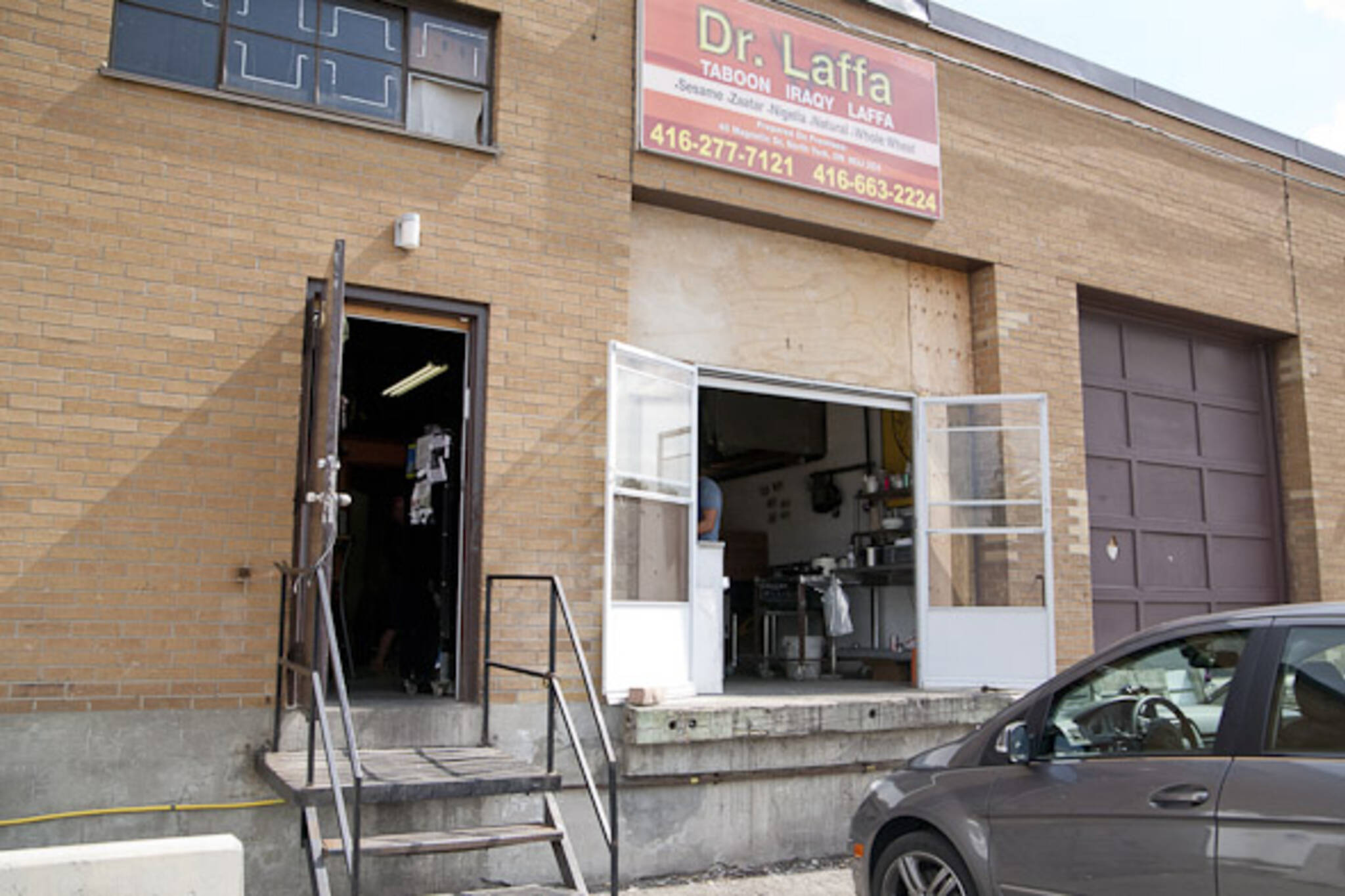 Dr Laffa