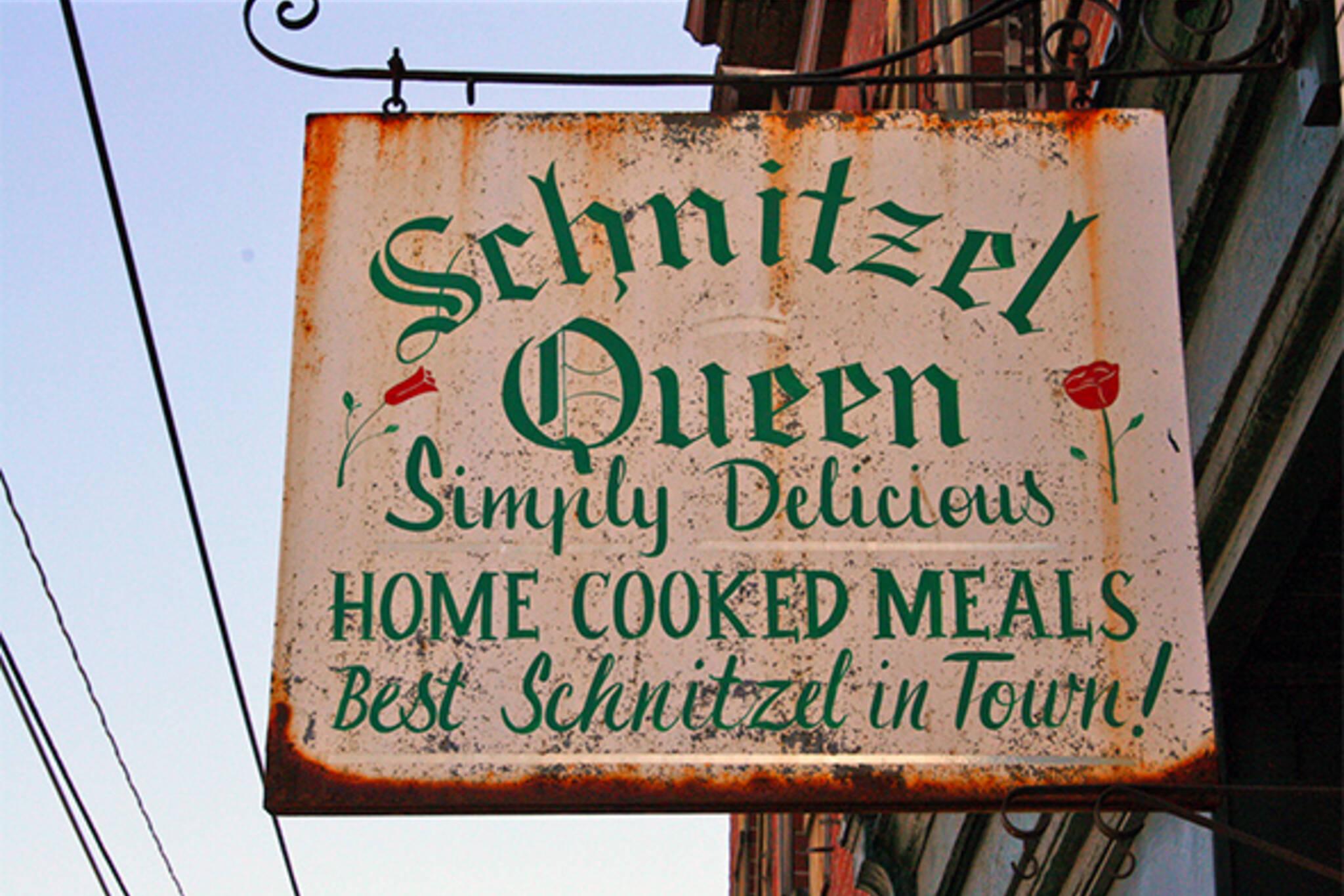 Schnitzel Queen Toronto