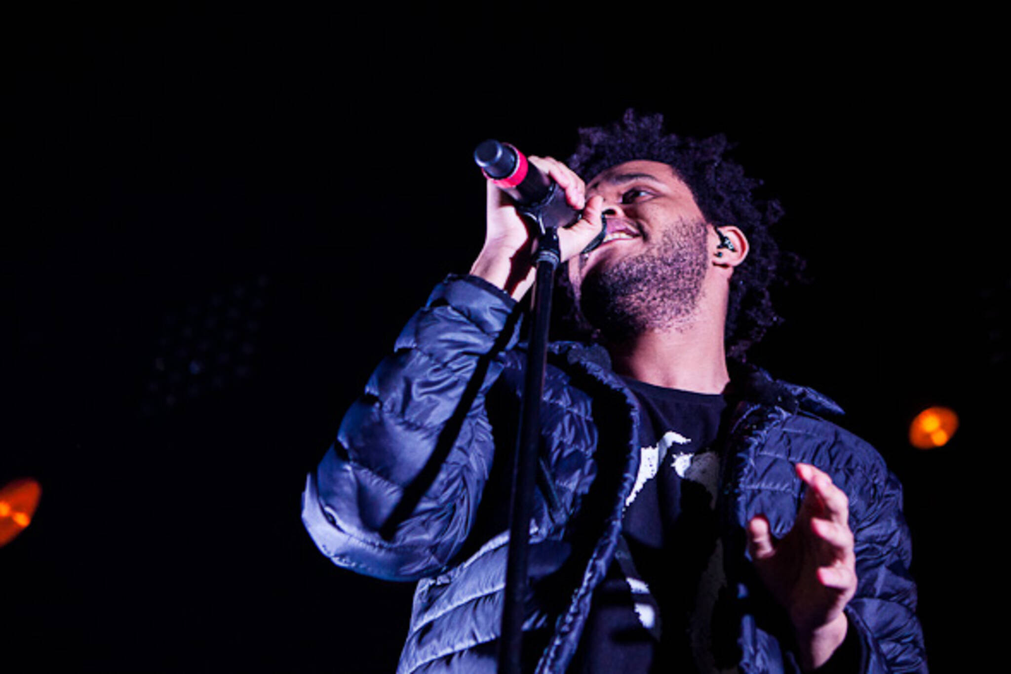 the weeknd sound academy toronto