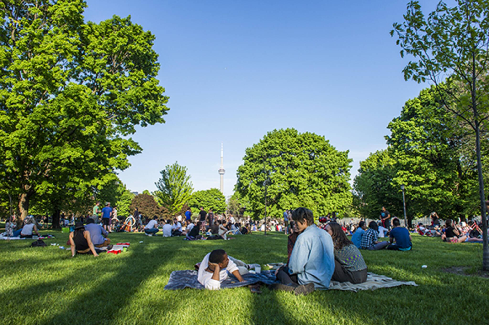 Central Park Dog Events