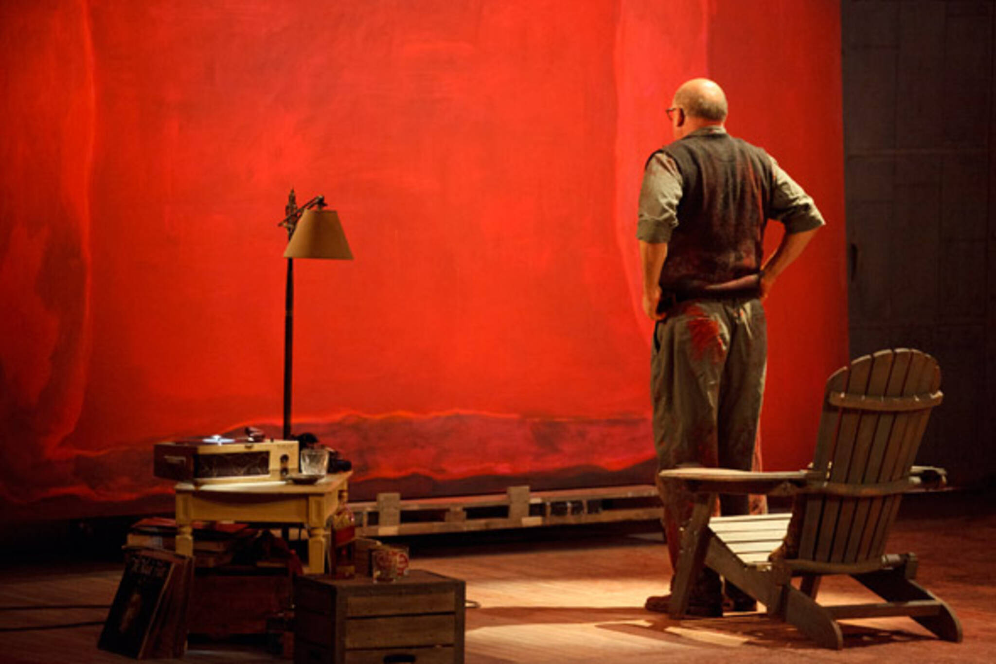 Red Play Rothko
