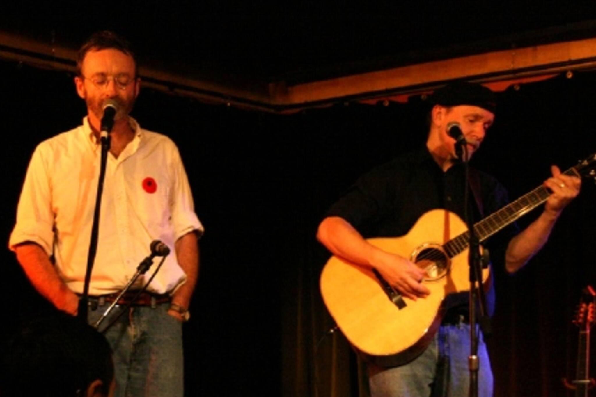 David Francey and Craig Werth
