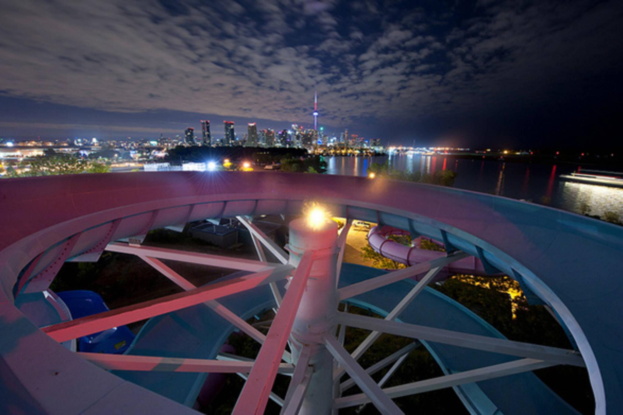 Ontario Place Slide
