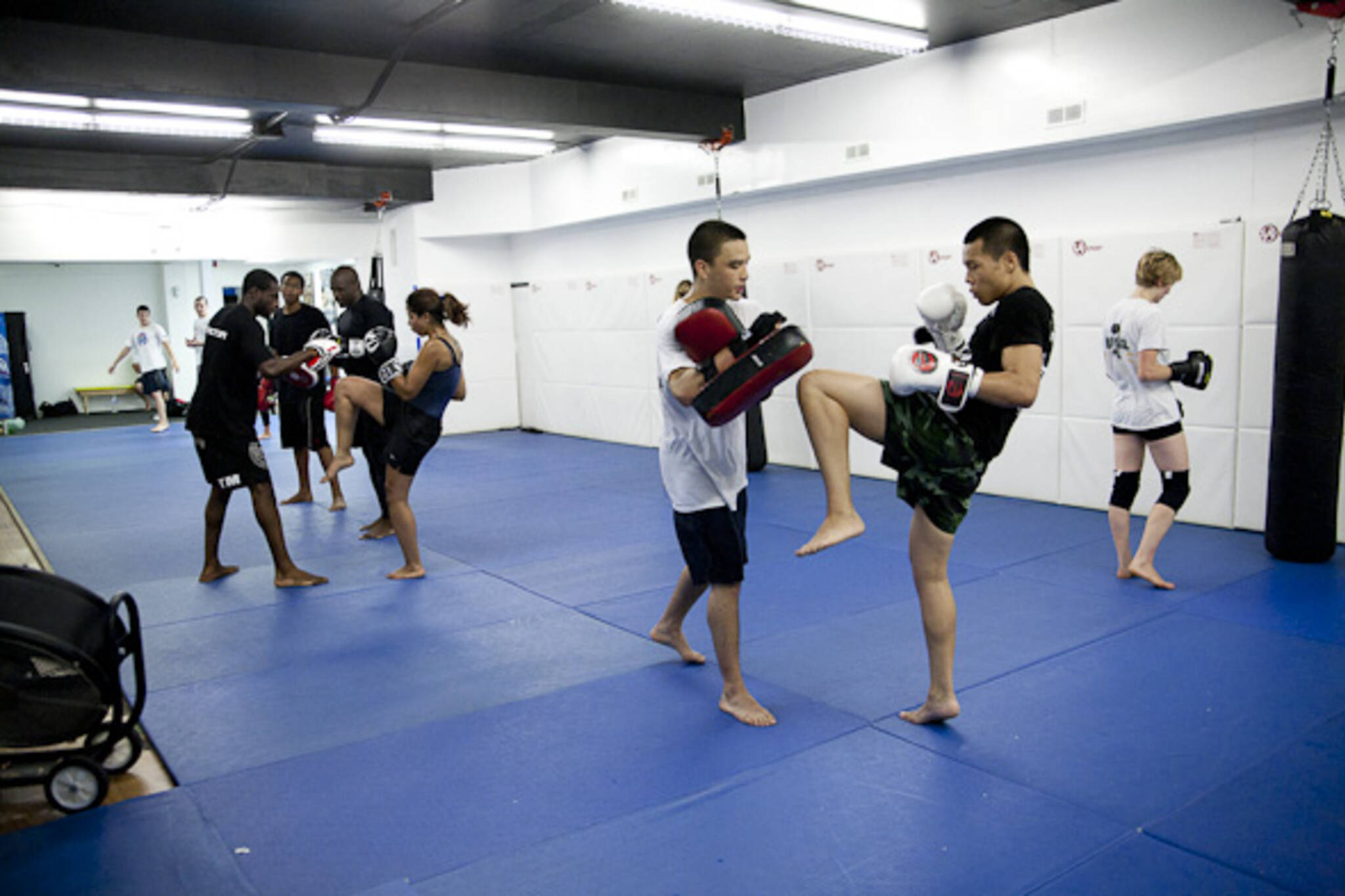 The top 5 gyms in Toronto to train like a UFC fighter