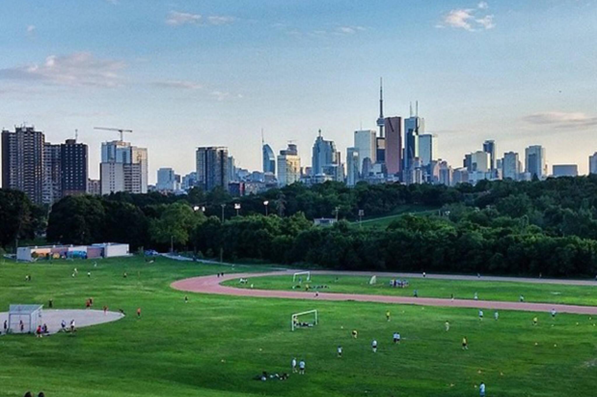 Parks Toronto