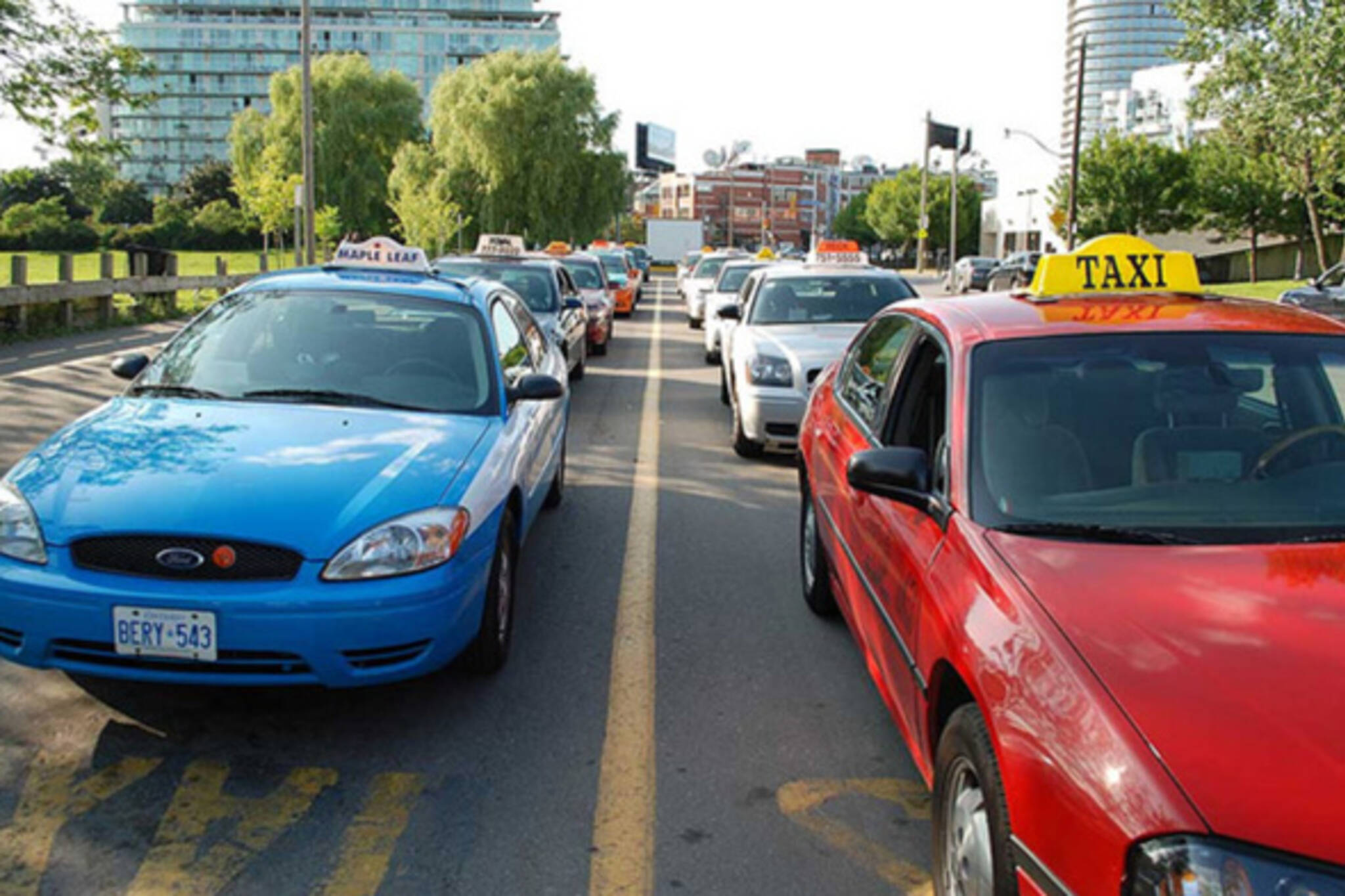 uber Toronto