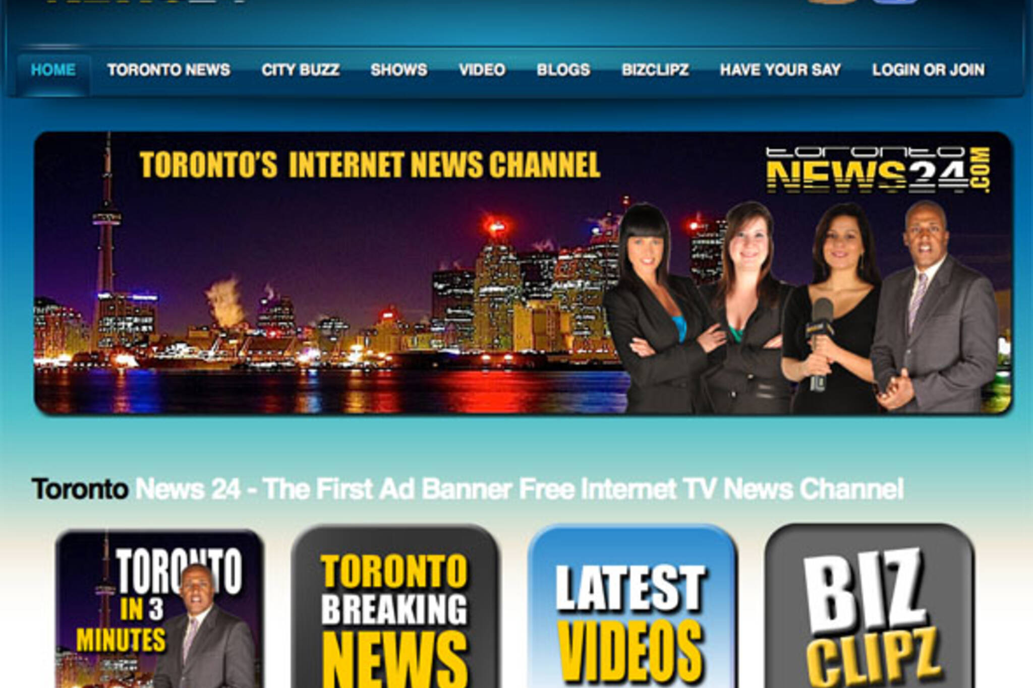 toronto news 24
