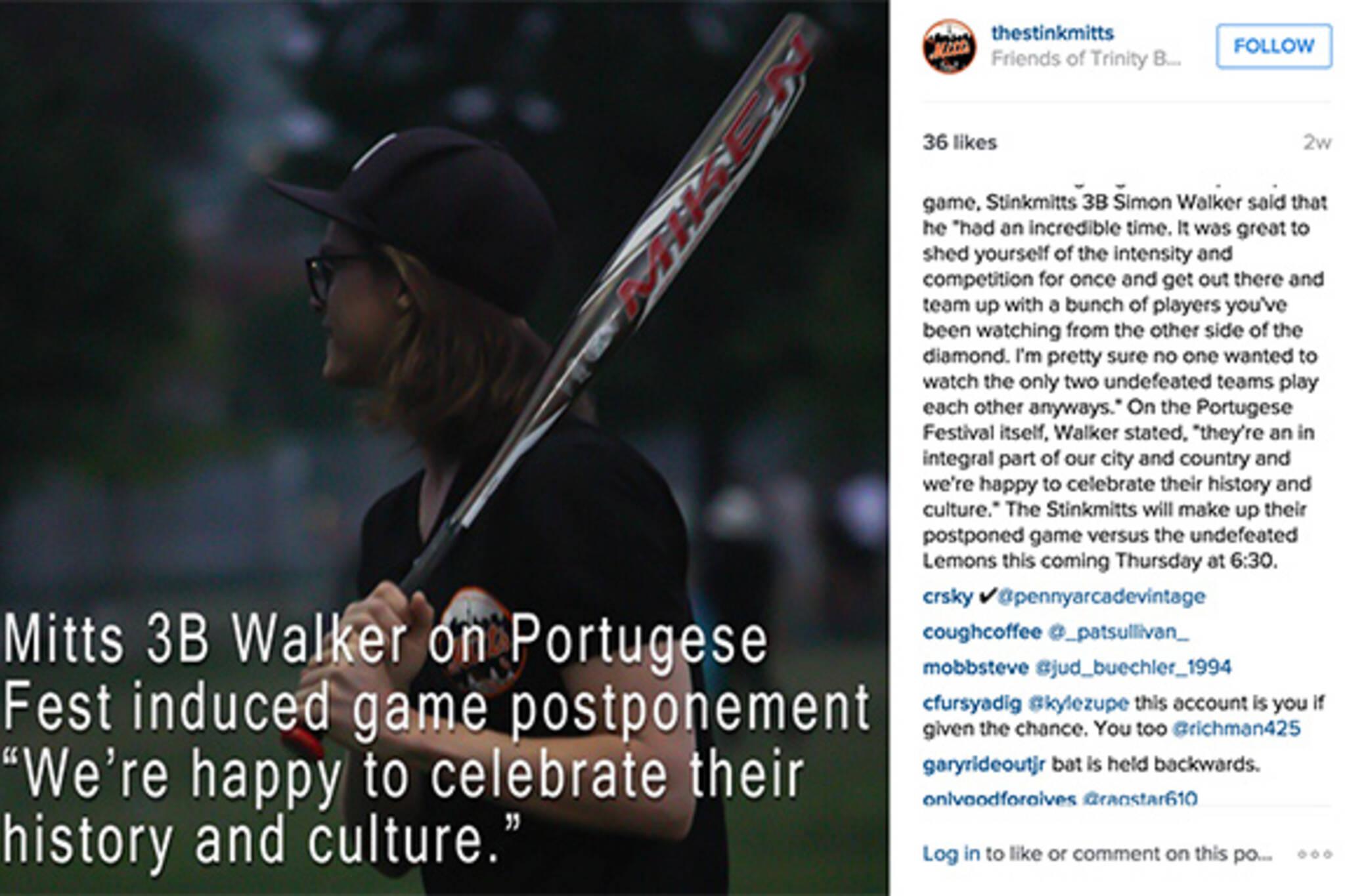 toronto softball instagram mitts