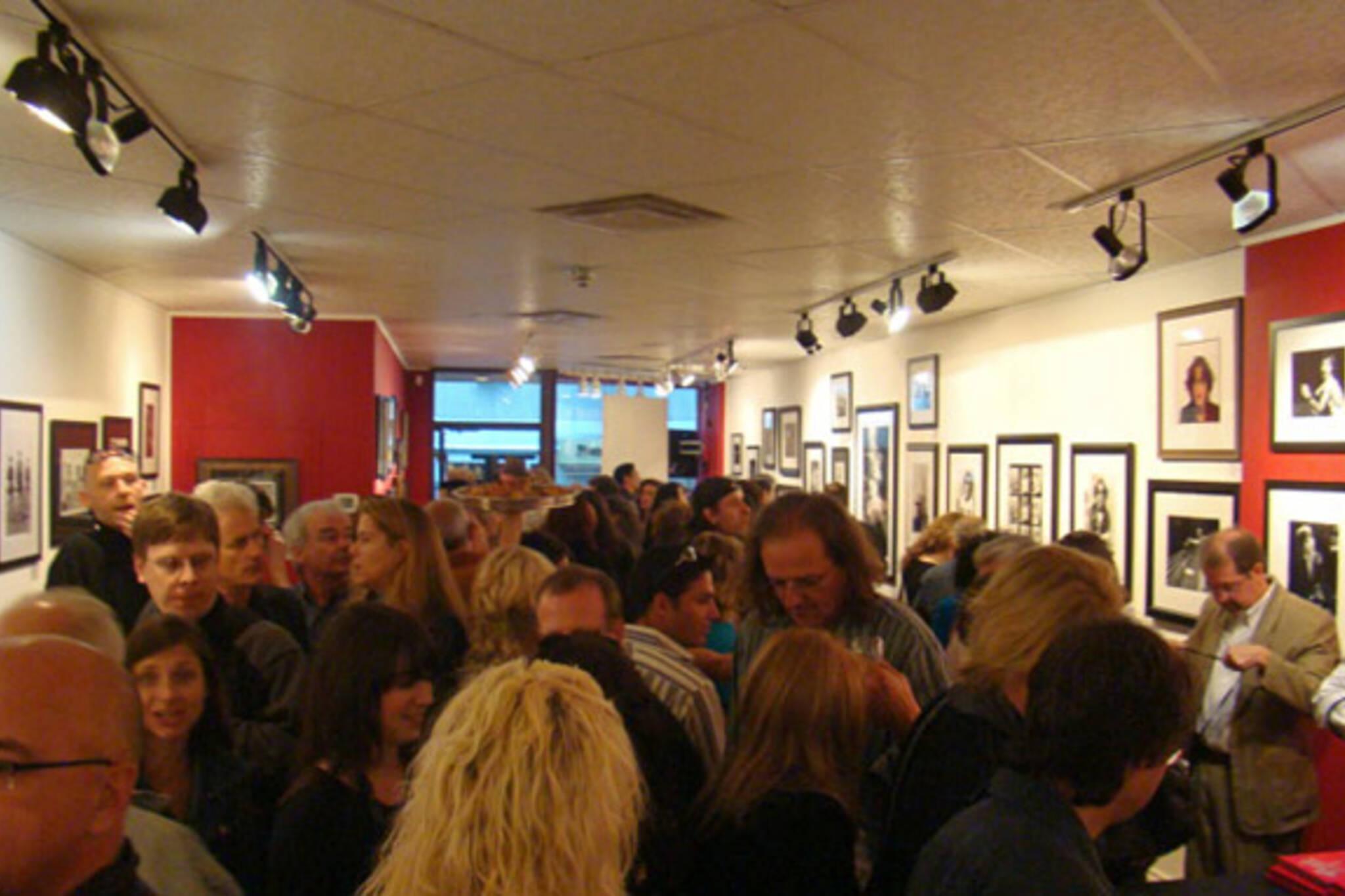 bob gruen rockers at liss gallery toronto