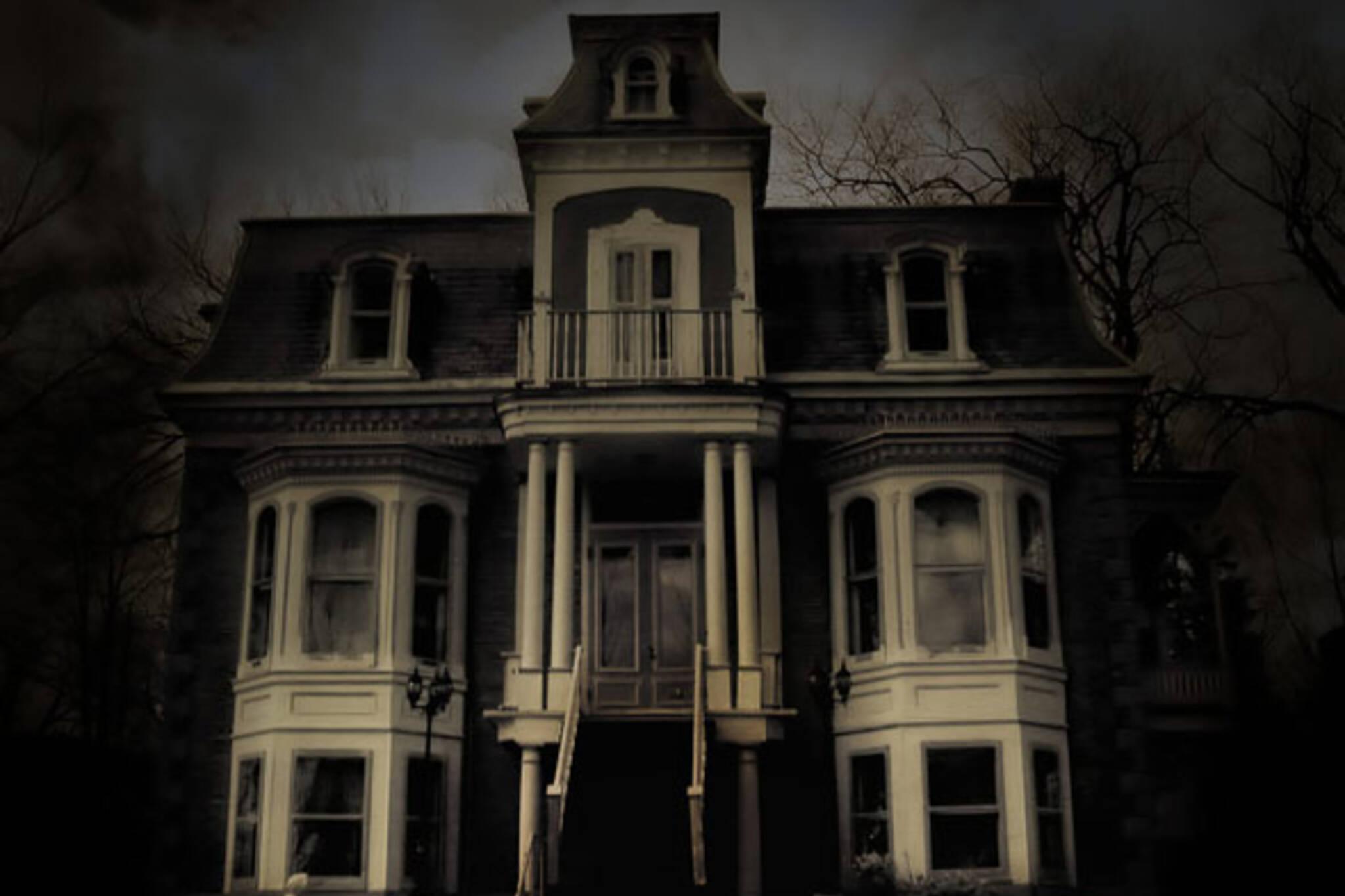 Haunted Houses Toronto