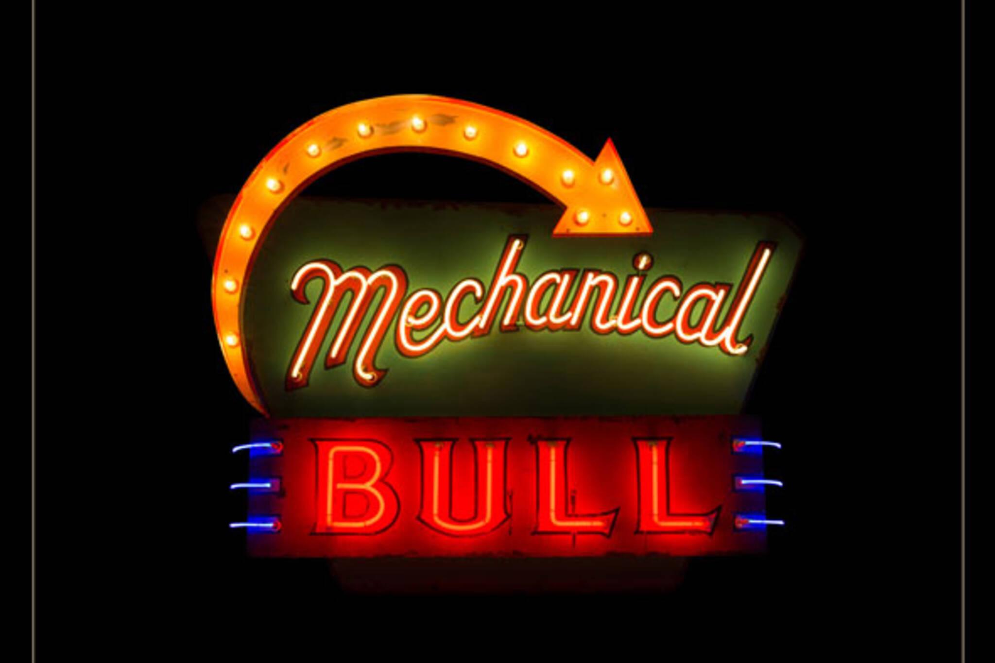 Kings of Leon Mechanical Bull