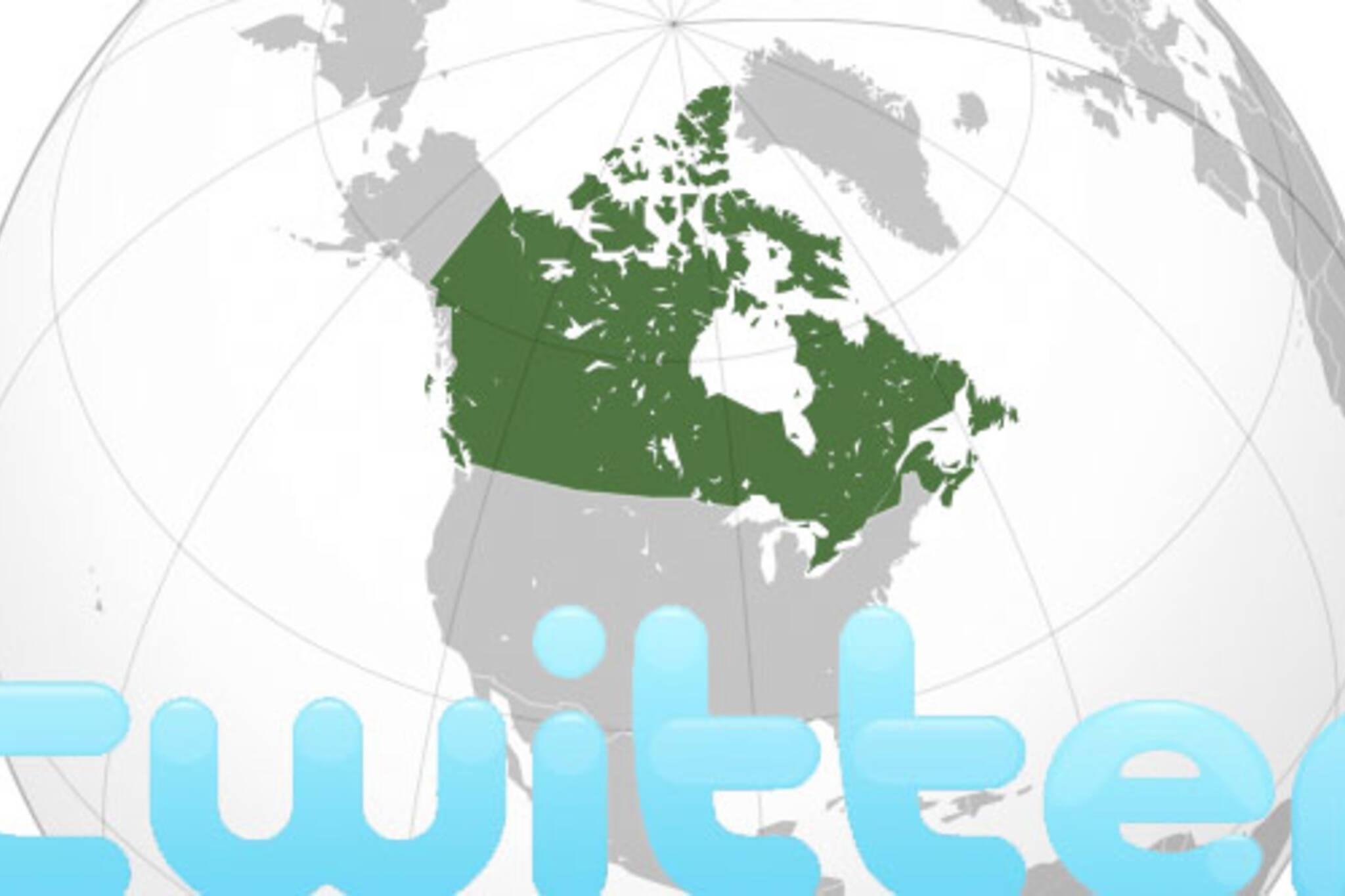 twitter top in canada toronto
